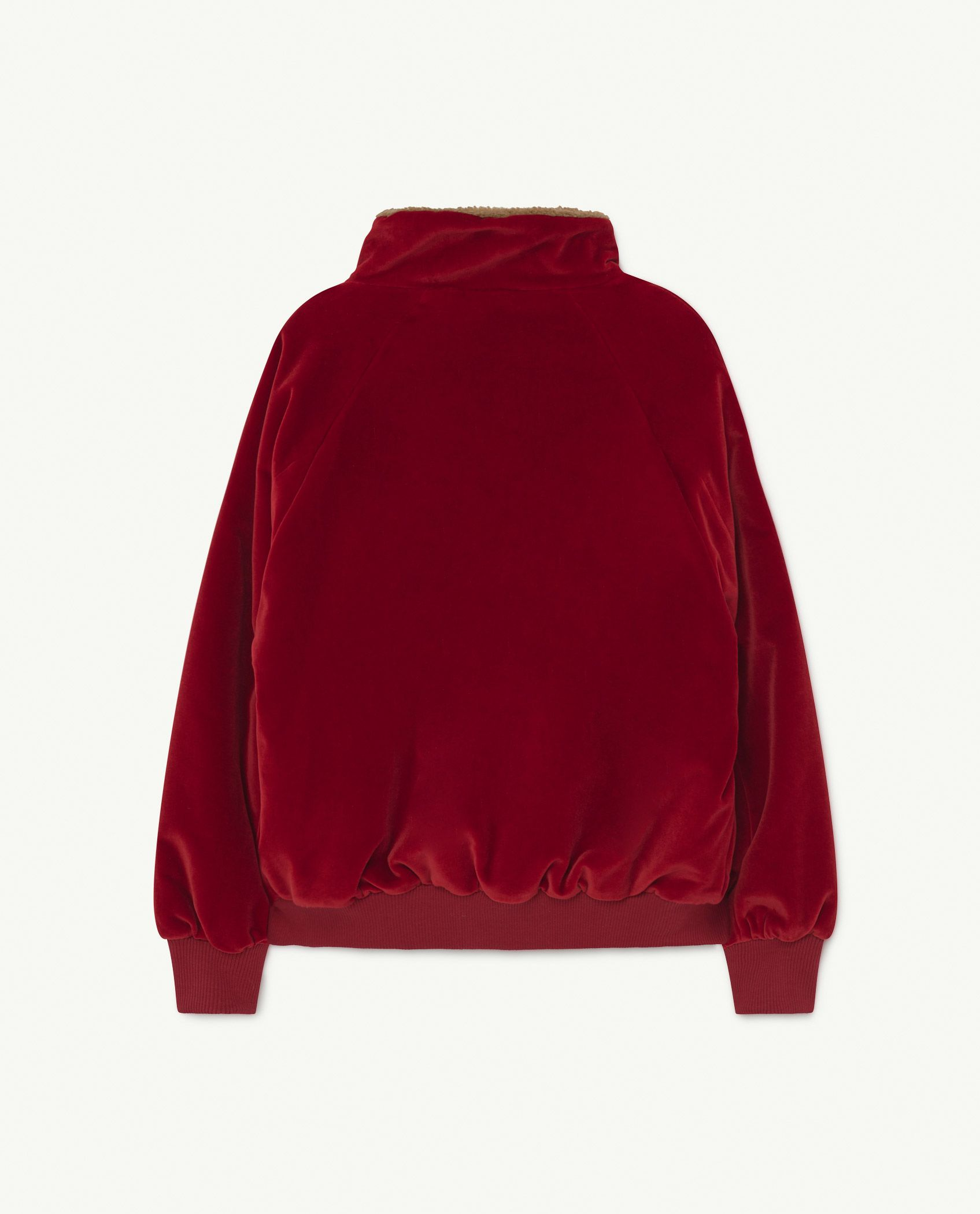 Red Tiger Padded Fleece img-2