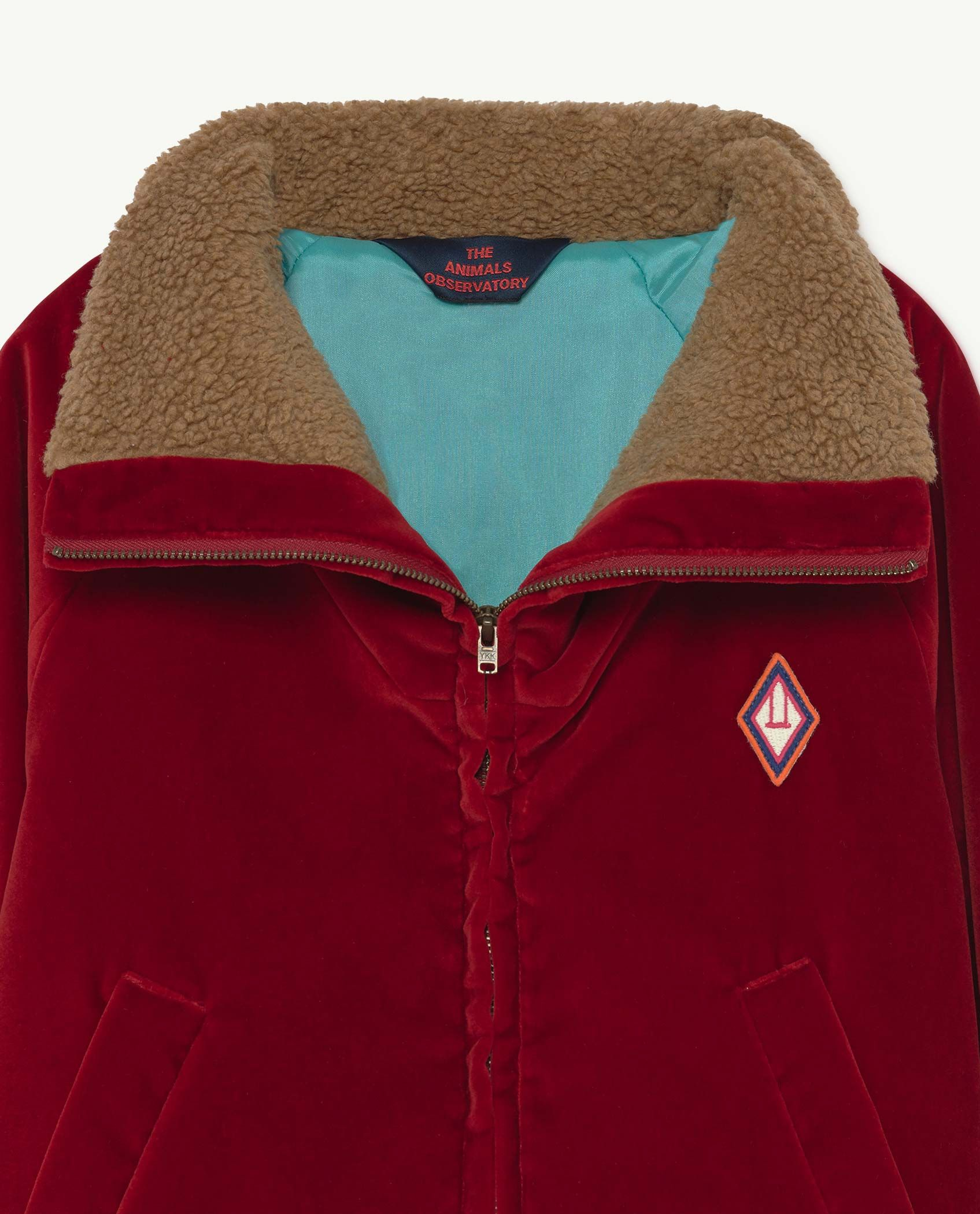 Red Tiger Padded Fleece img-3