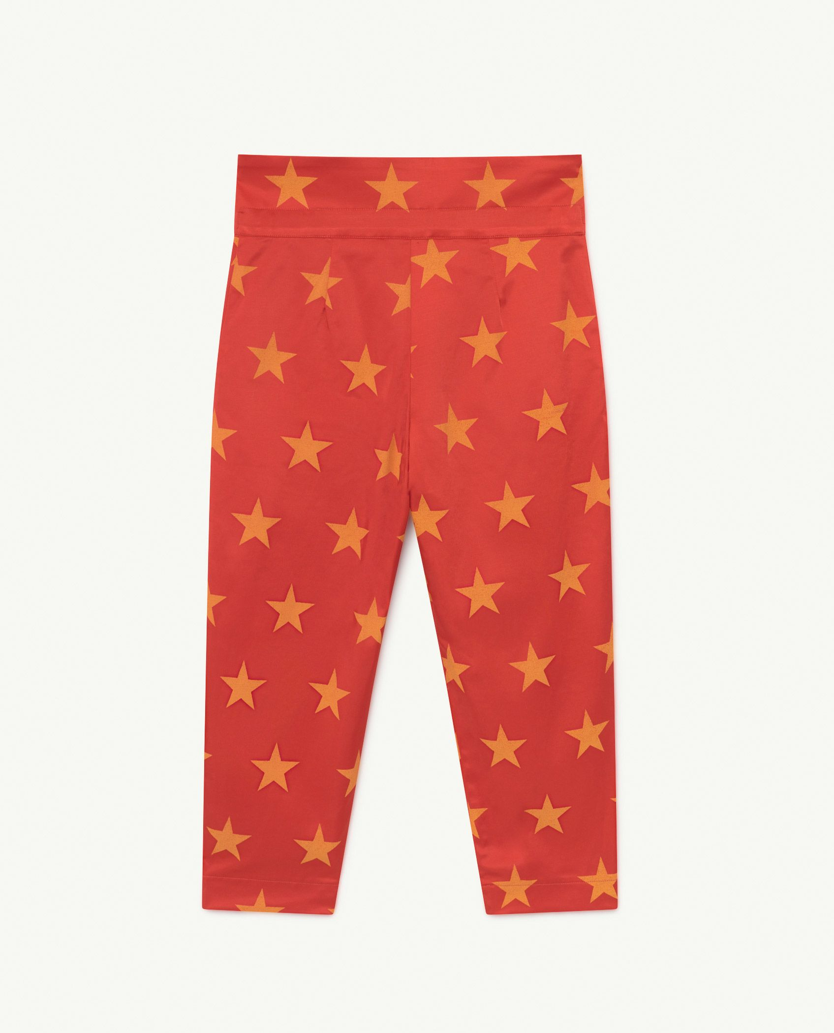Red Stars Camel Bottoms img-2