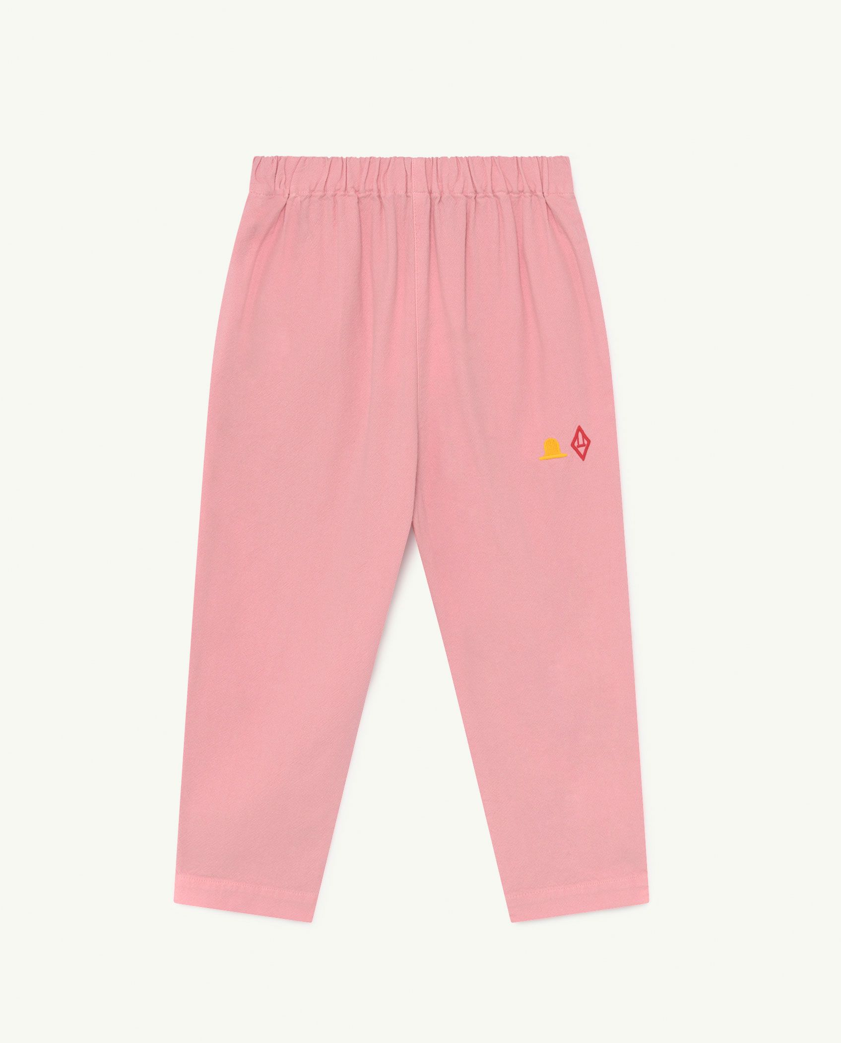 Pink Hat Elephant Trousers img-1