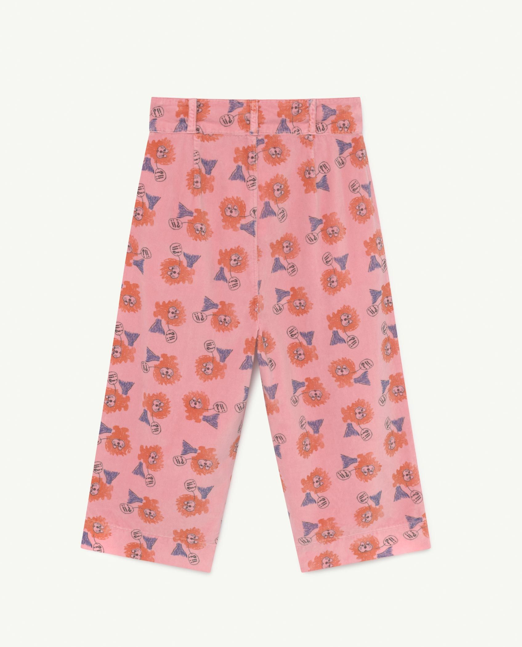 Pink Lions Emu Trousers img-2