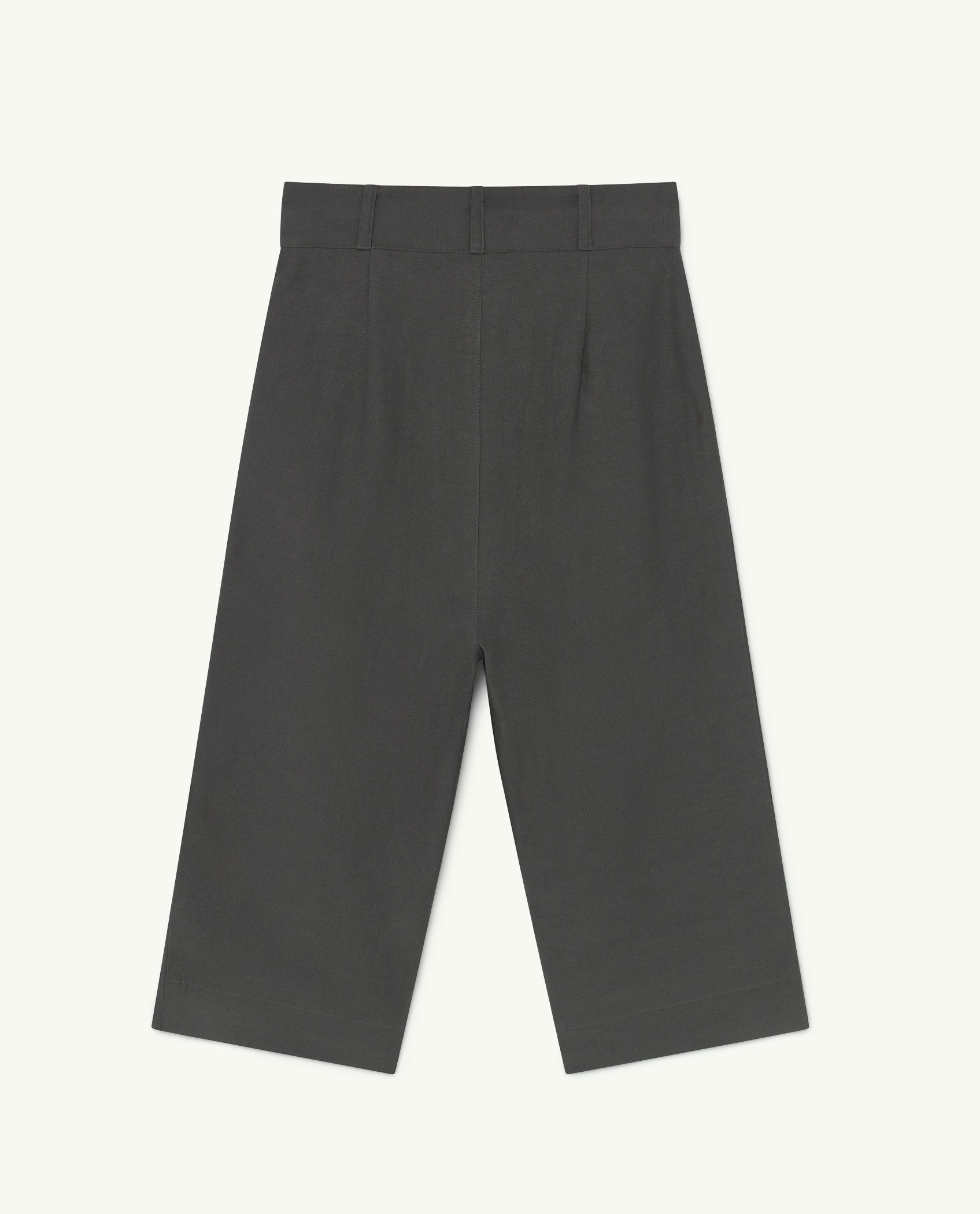 Black Animals Emu Twill Trousers img-2