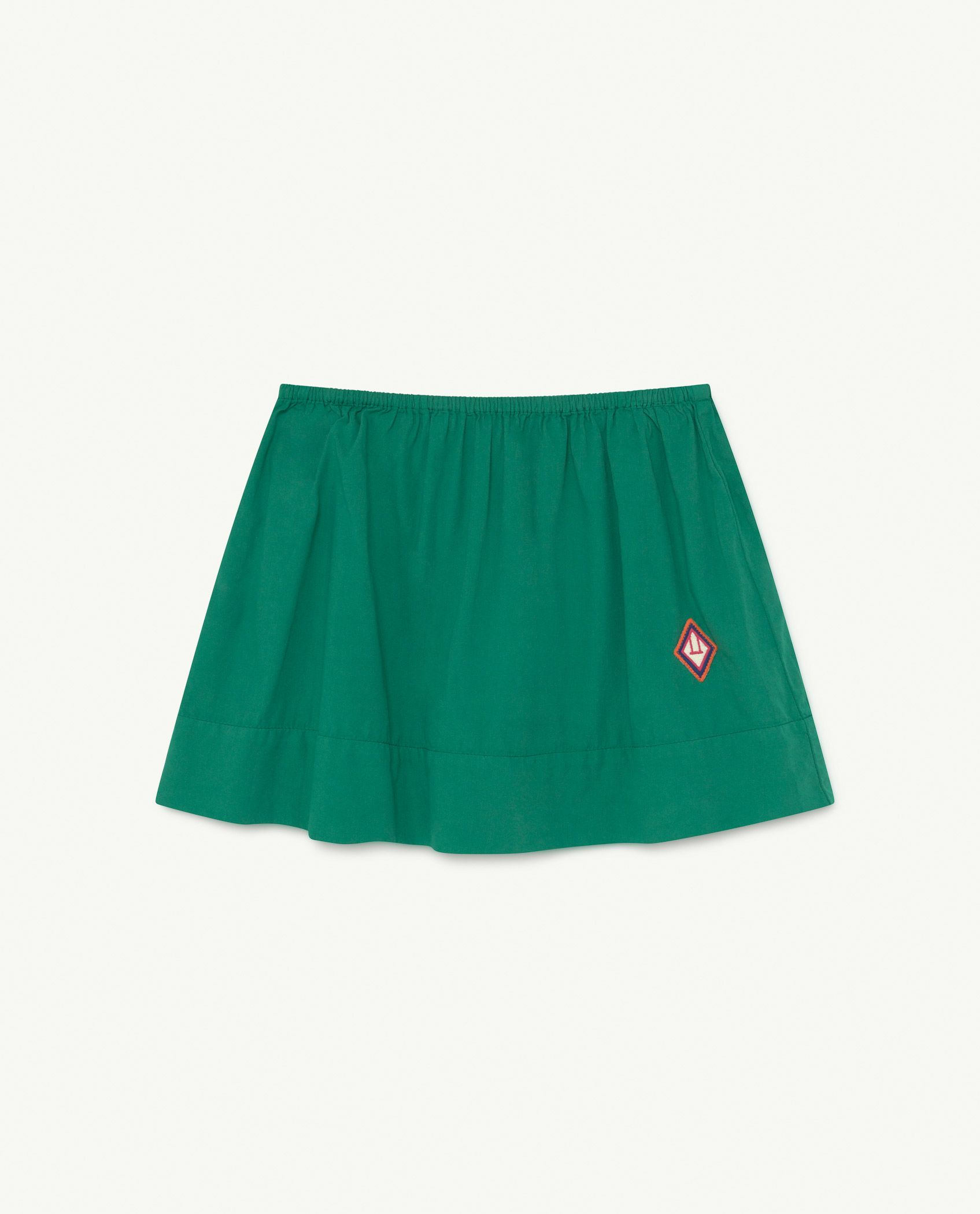 Green Logo Kiwi Skirt img-1