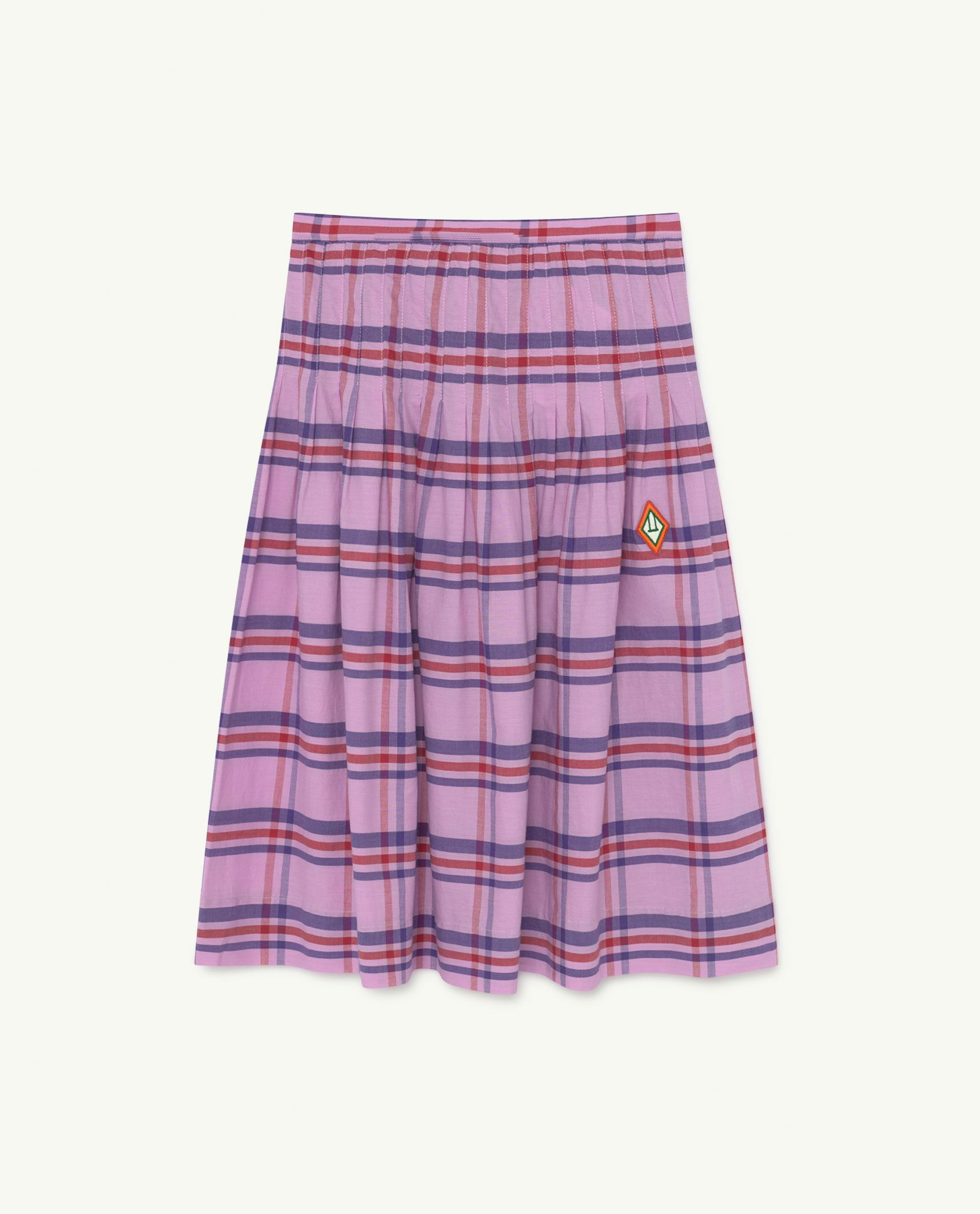Purple Logo Jellyfish Skirt img-1