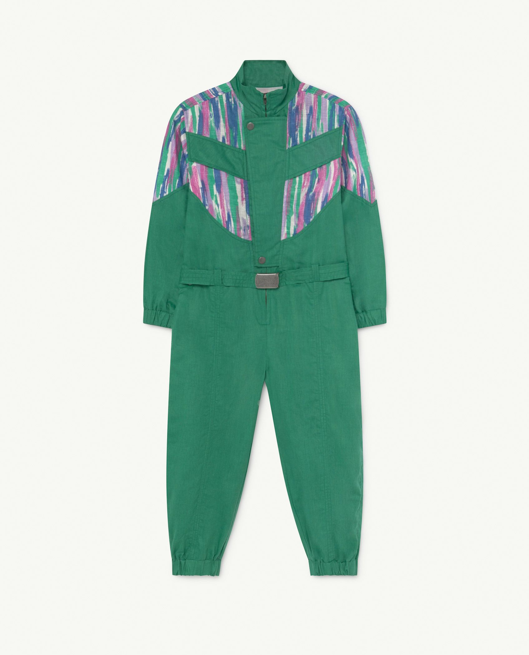 Green Colors Grasshopper Jumpsuit img-1