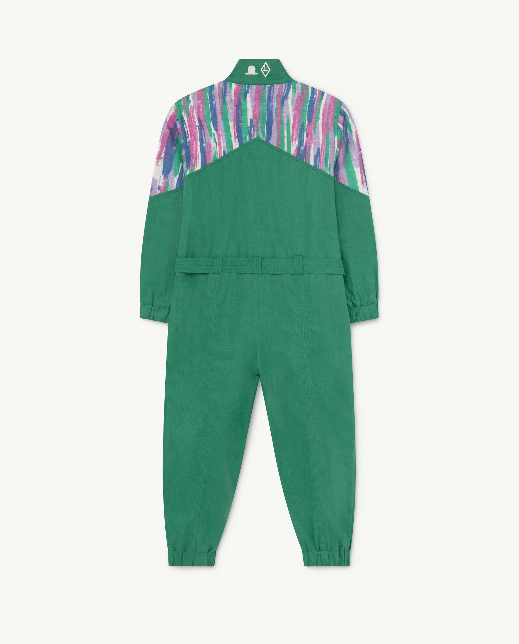 Green Colors Grasshopper Jumpsuit img-2