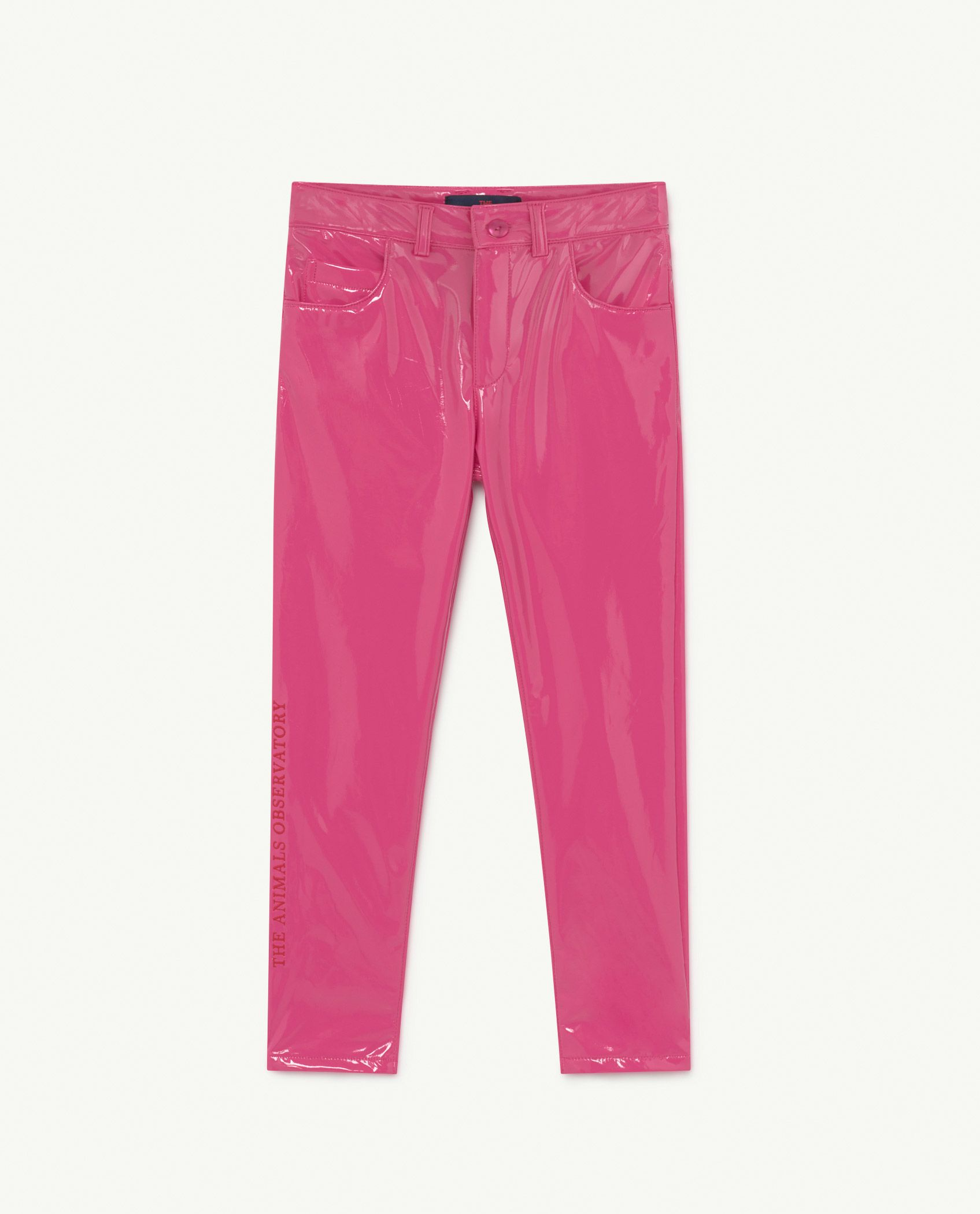 Pink The Animals Mosquito Trousers img-1