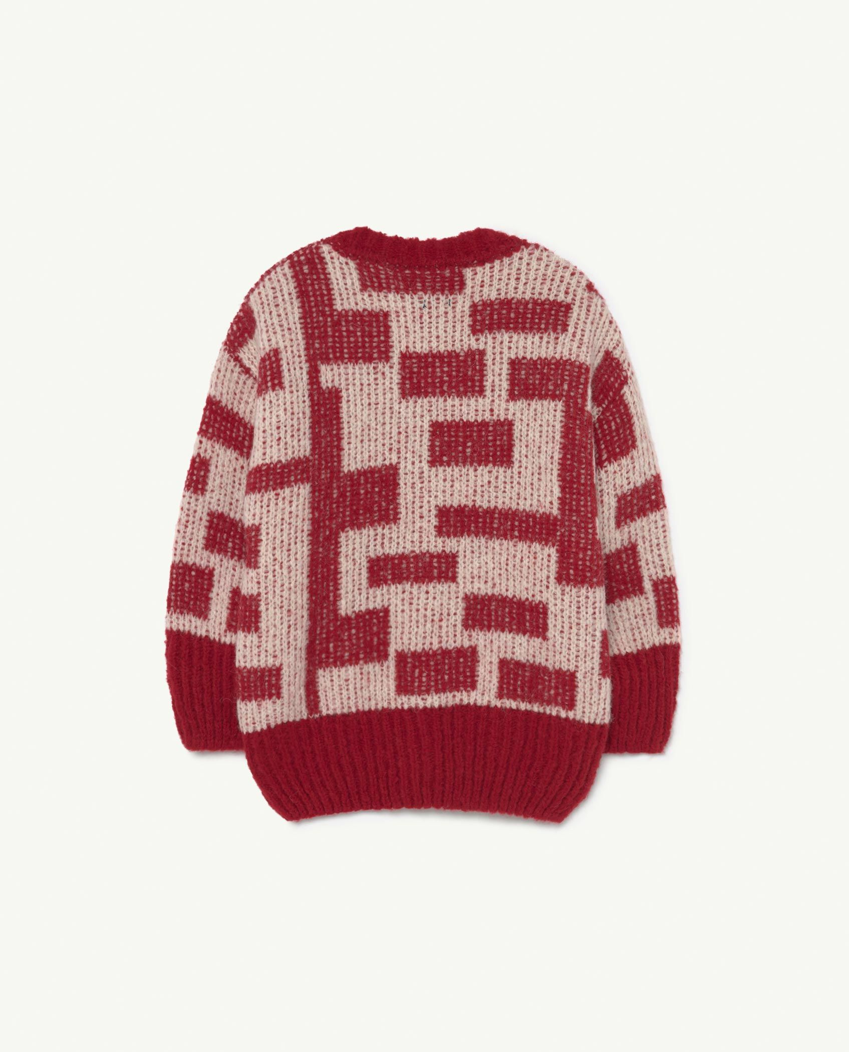 Red Racoon Cardigan img-2