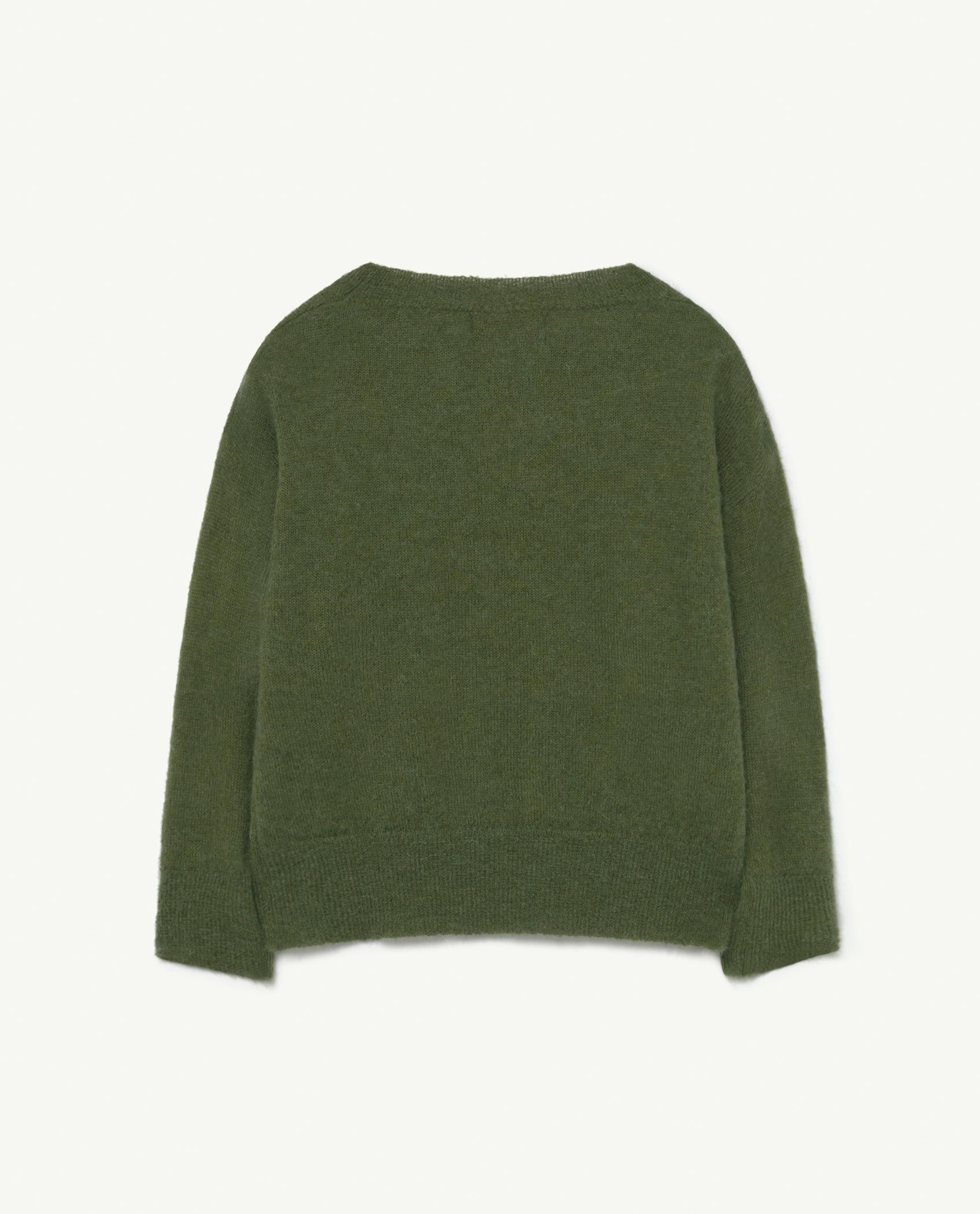 Green Bull Sweater img-2