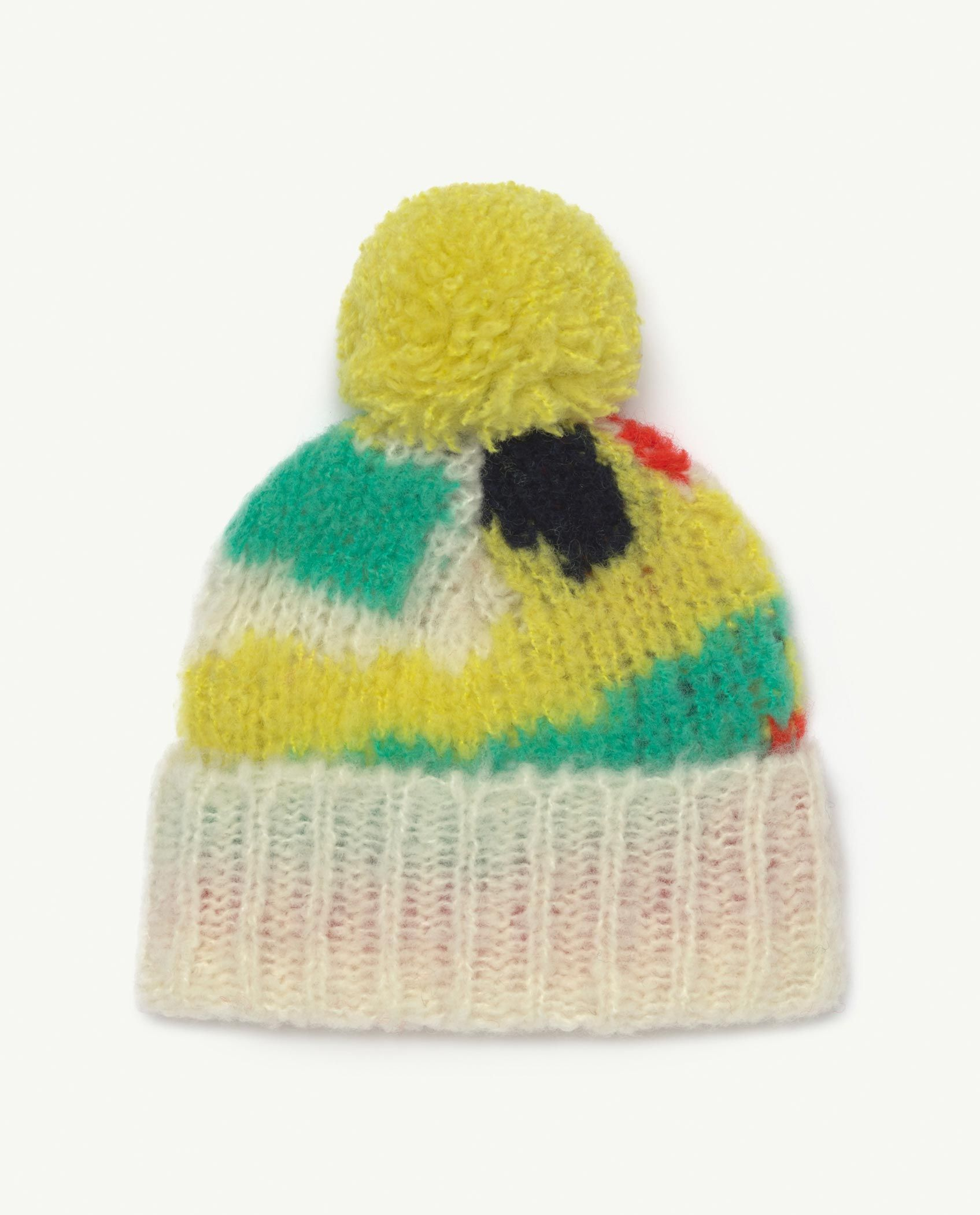 Baby Multicolor Arty Pony Hat img-1