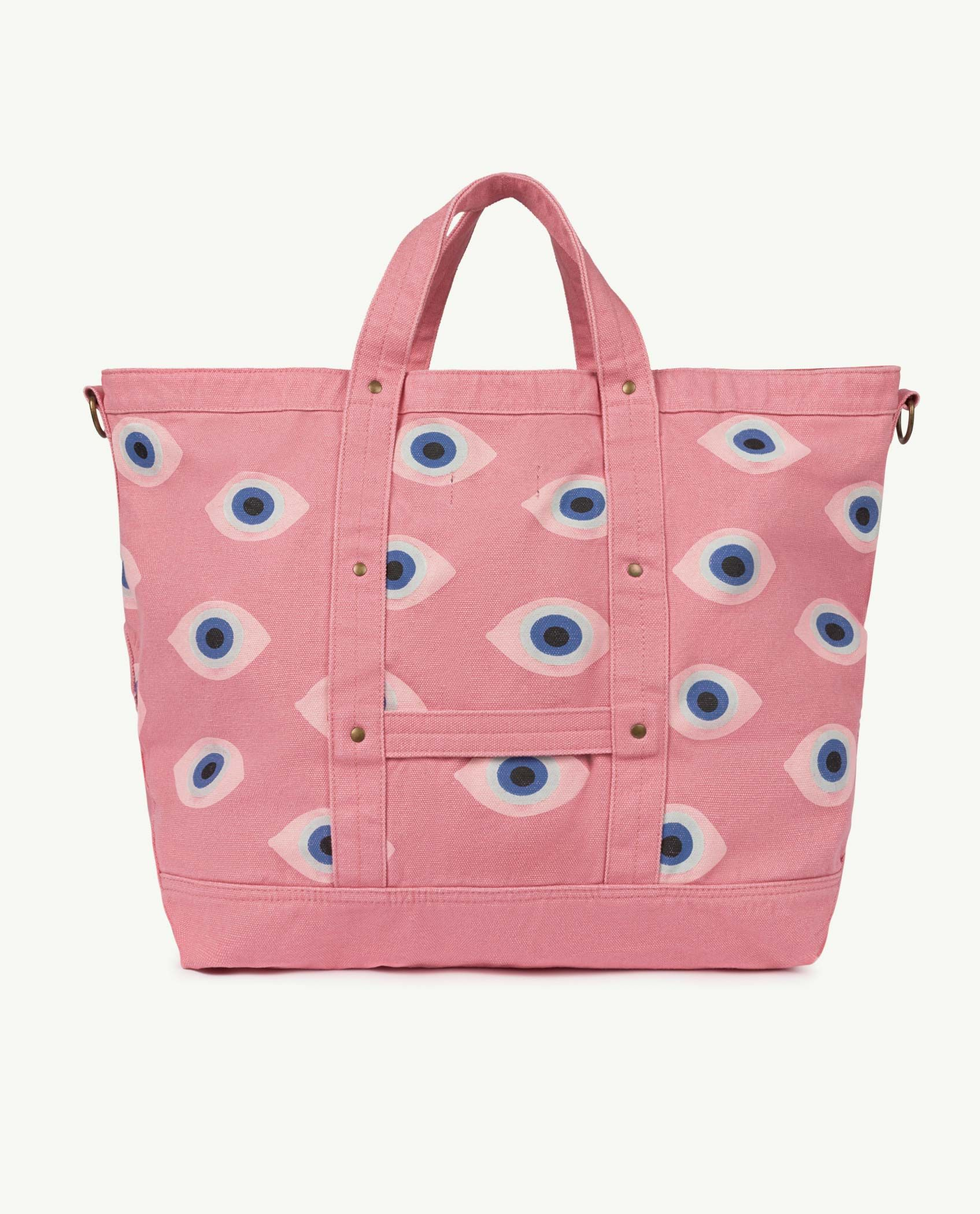 Big Pink Canvas Bag img-2