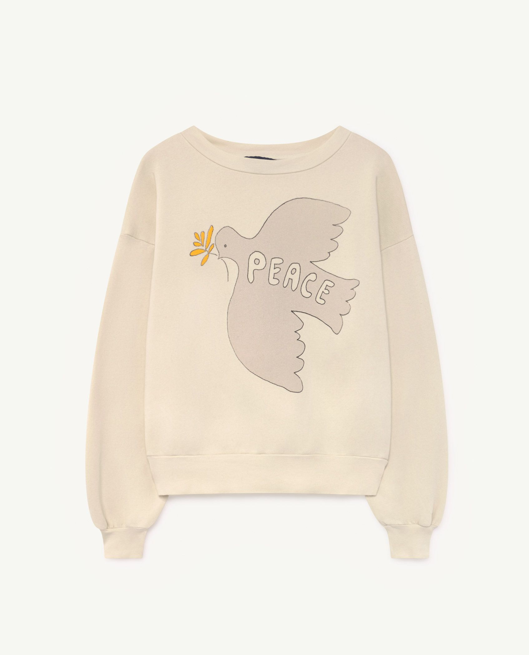 Soft Bear Peace Sweatshirt img-1