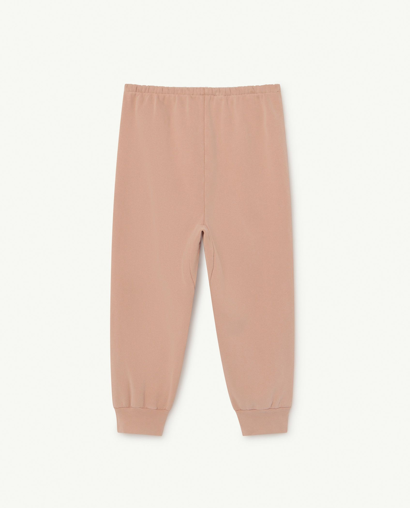 Soft Pink Logo Panther Trousers img-2