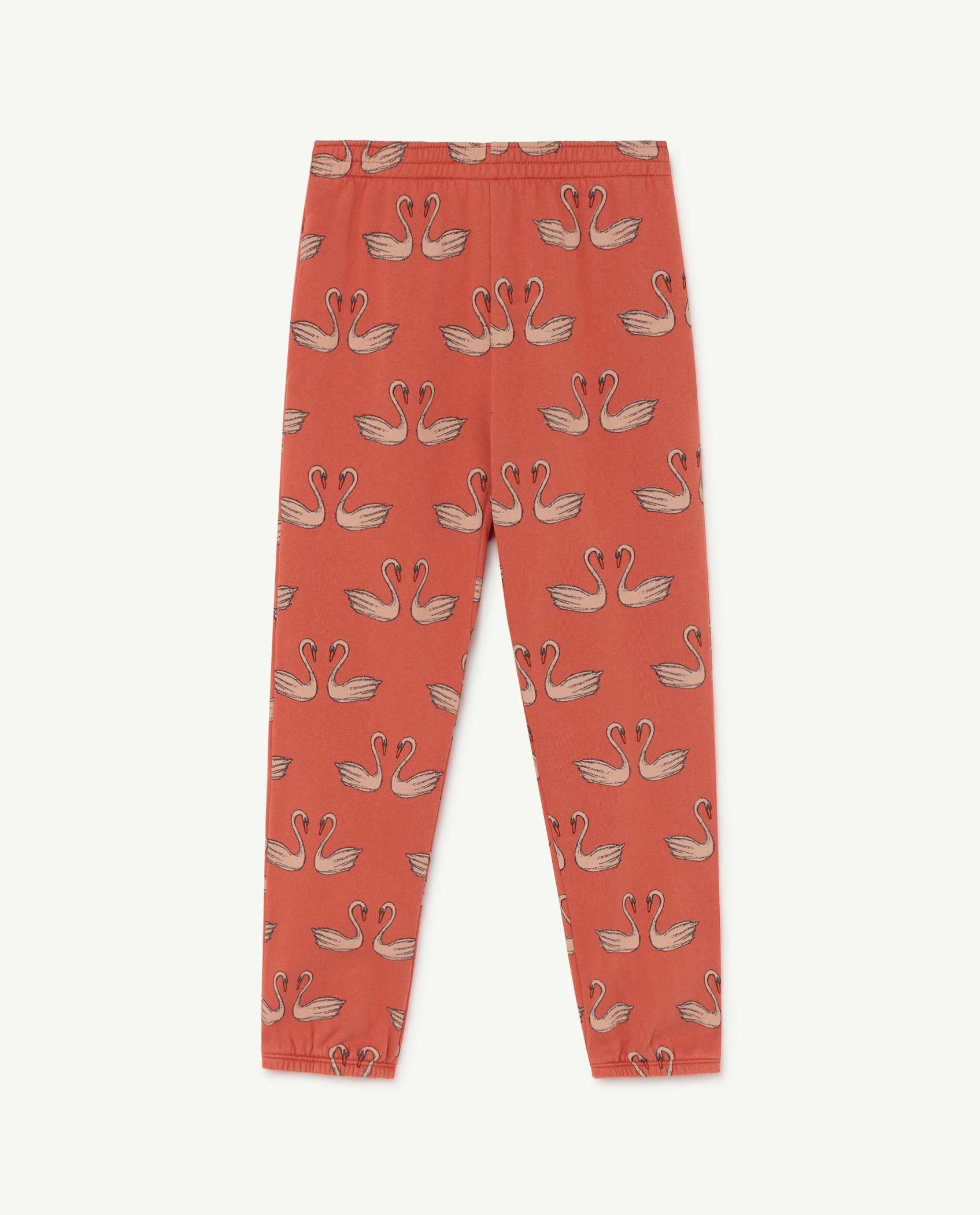 Red Swans Dromedary Trousers img-1