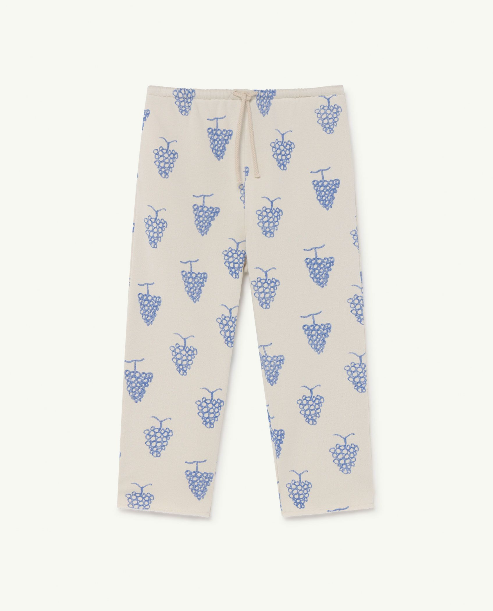 White Grapes Horse Trousers img-1