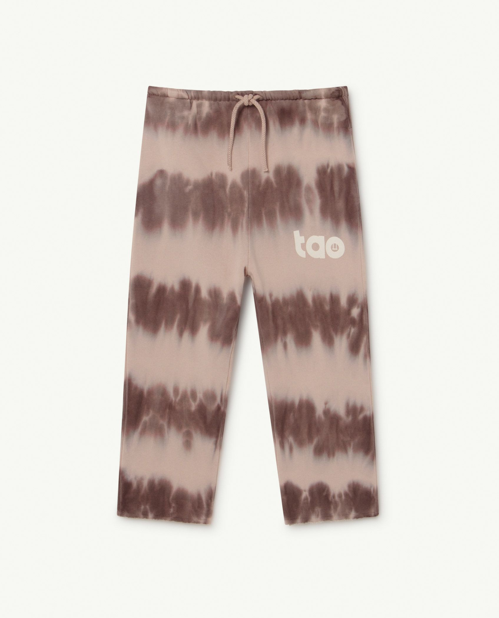 Soft Pink Logo Horse Trousers img-1