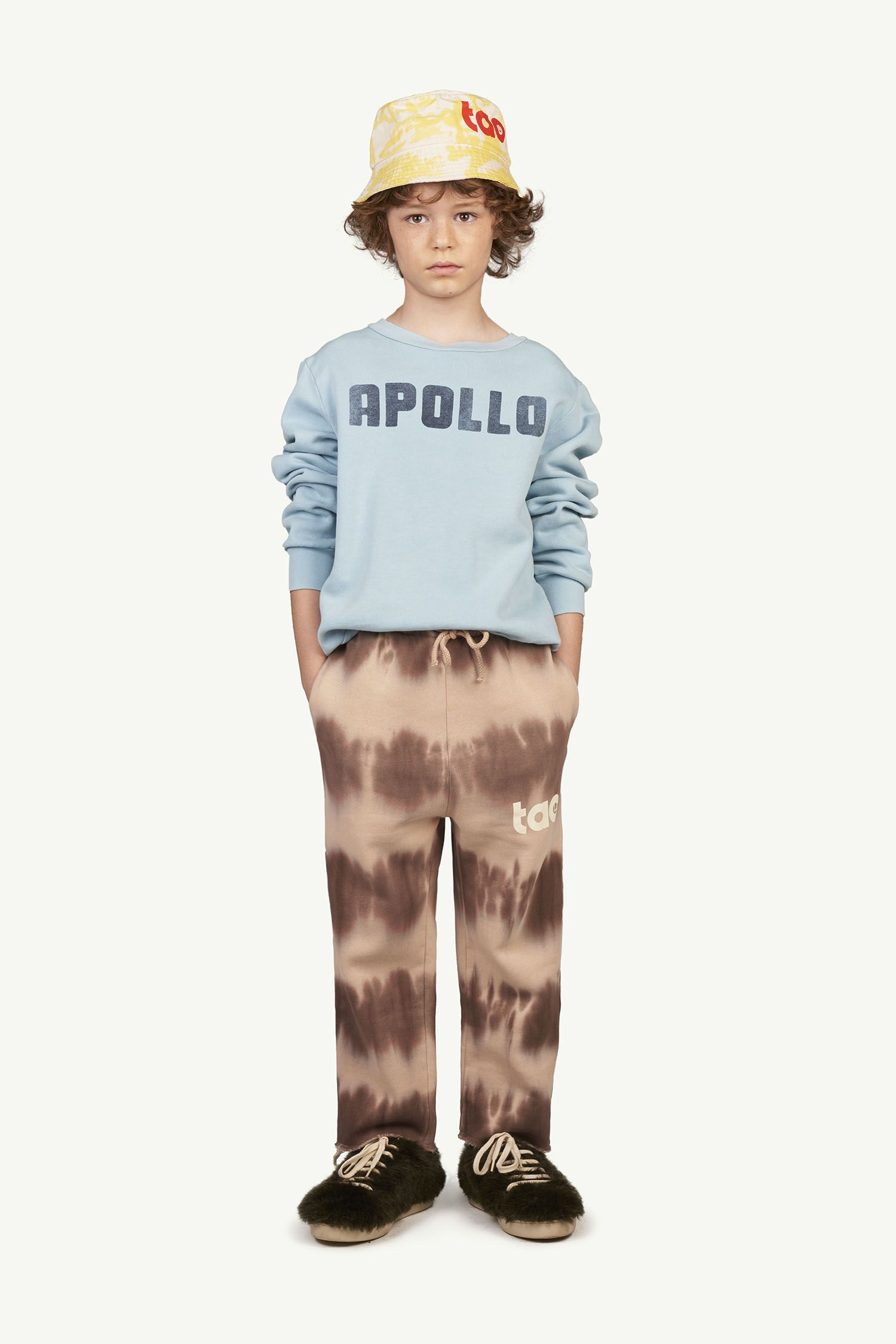 Soft Pink Logo Horse Trousers img-4