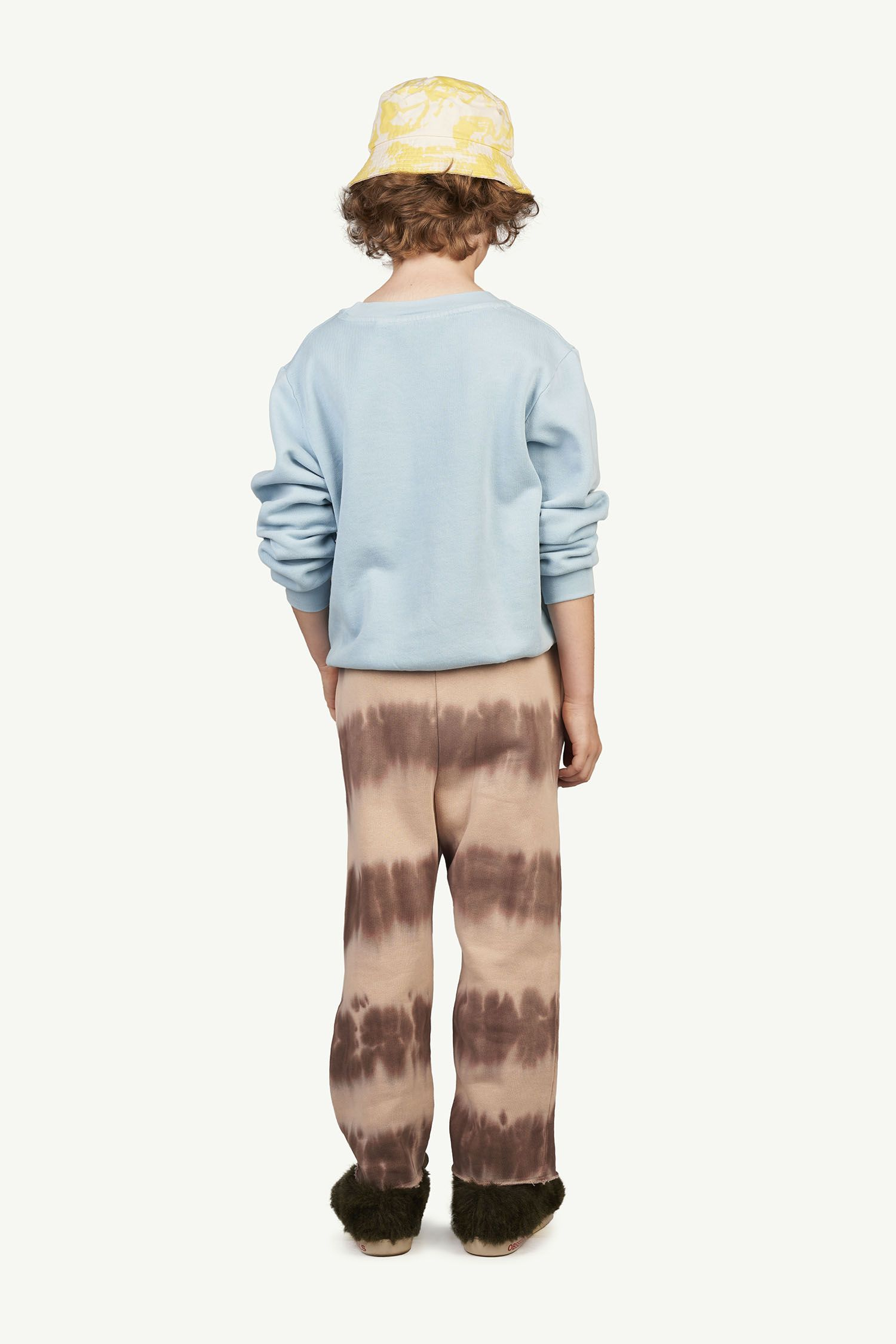 Soft Pink Logo Horse Trousers img-6