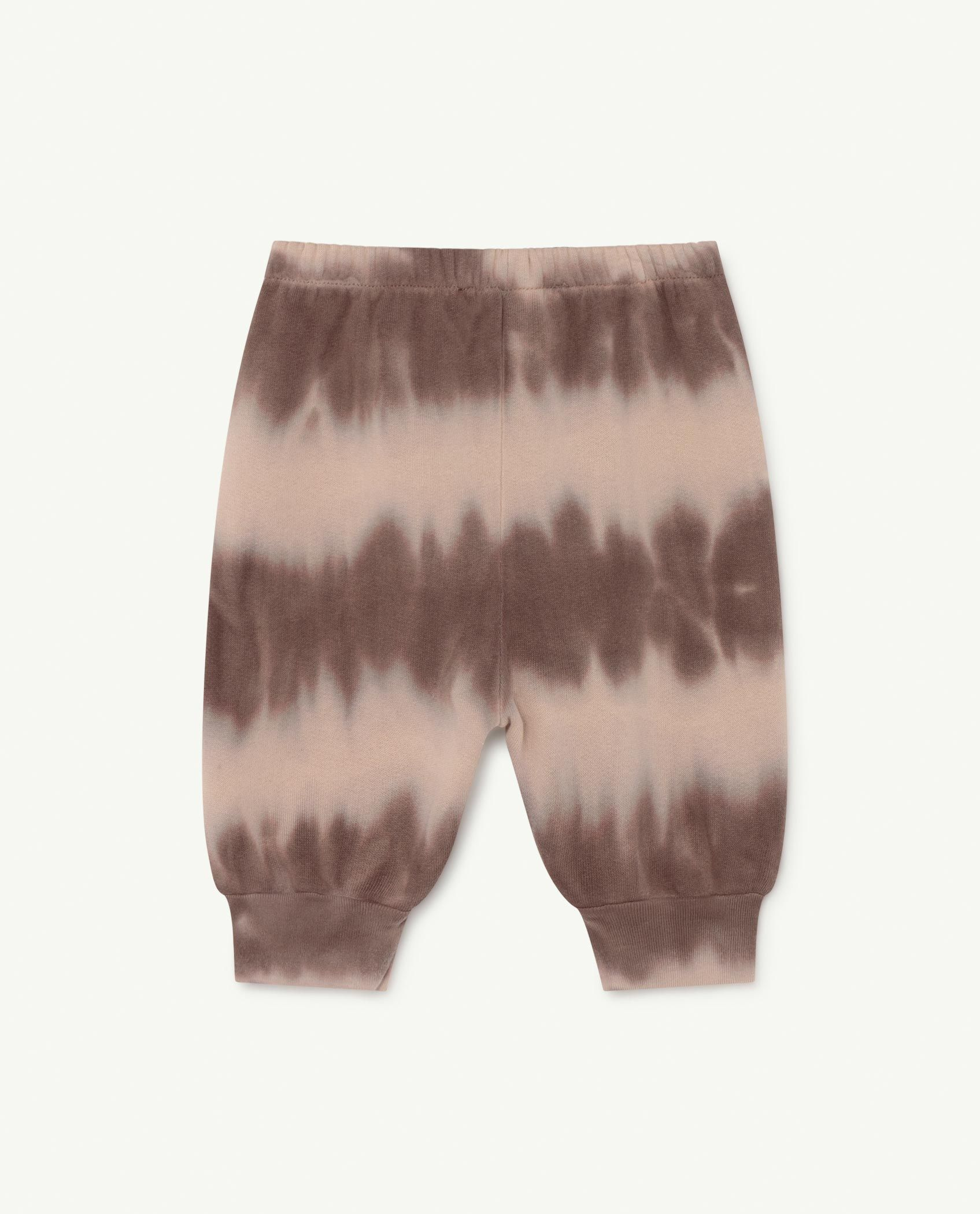Soft Pink Logo Dromedary Baby Trousers img-2