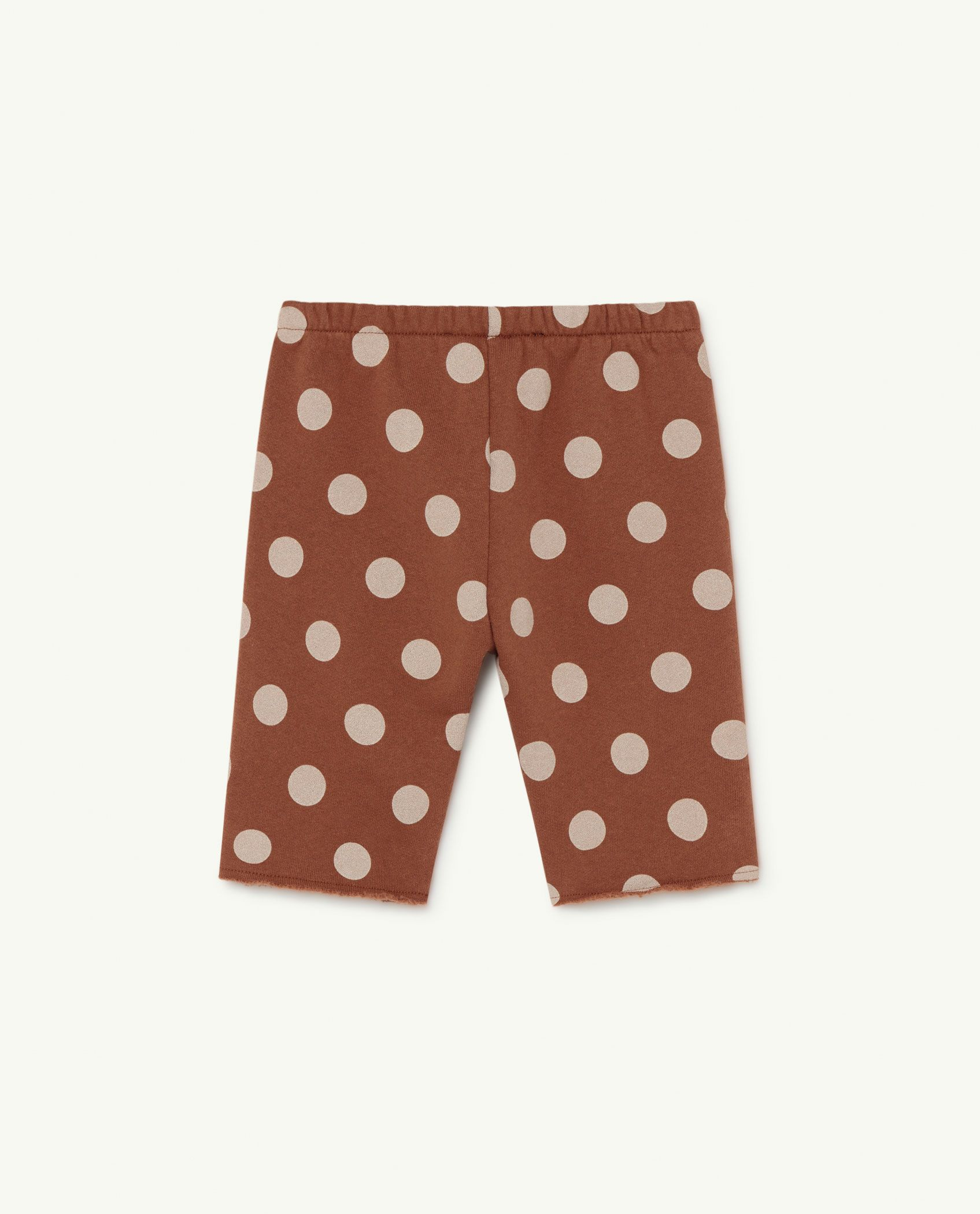 Brown Dots Horse Baby Trousers img-2