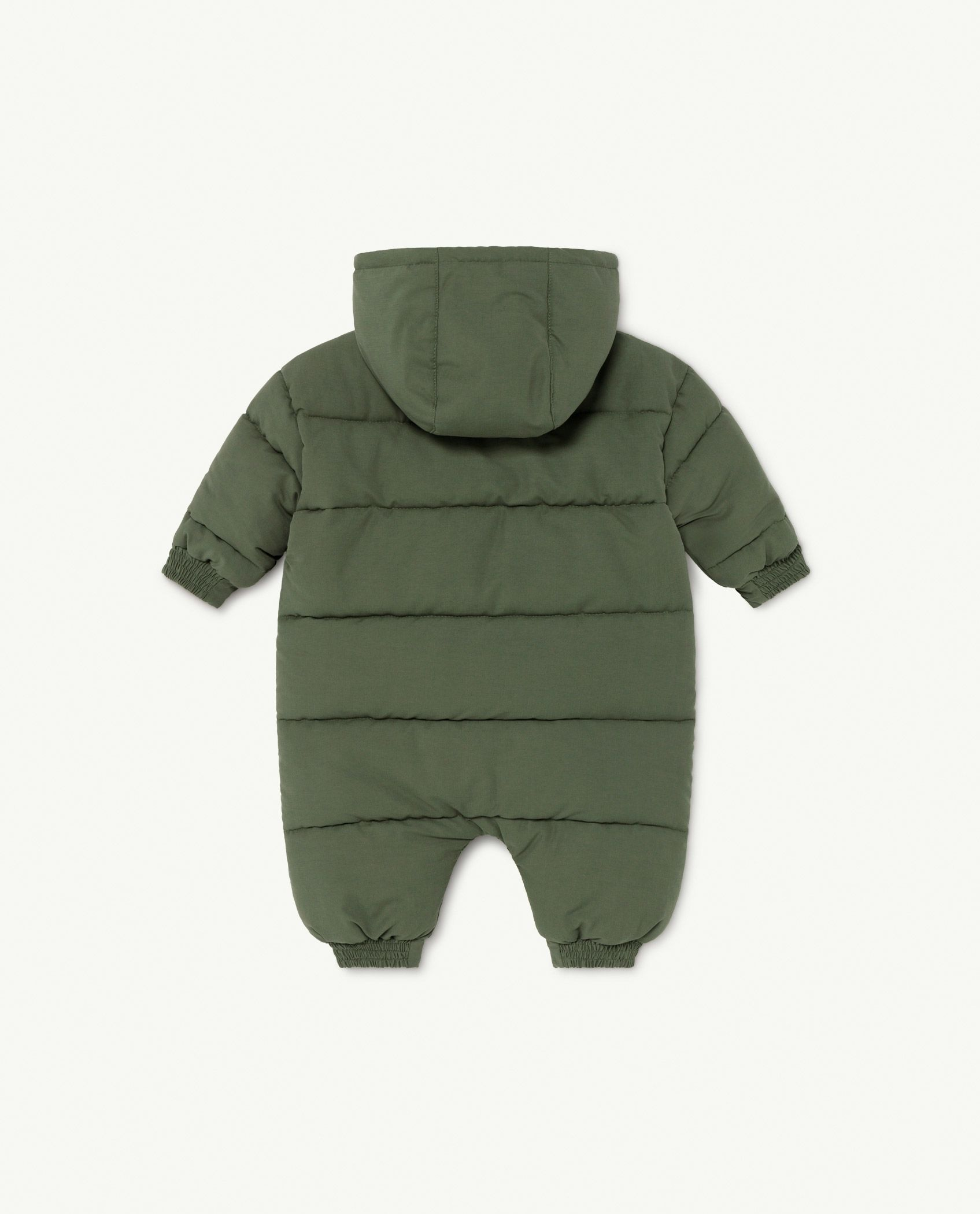 Military The Animals Bumblebee Baby Jumpsuit img-2