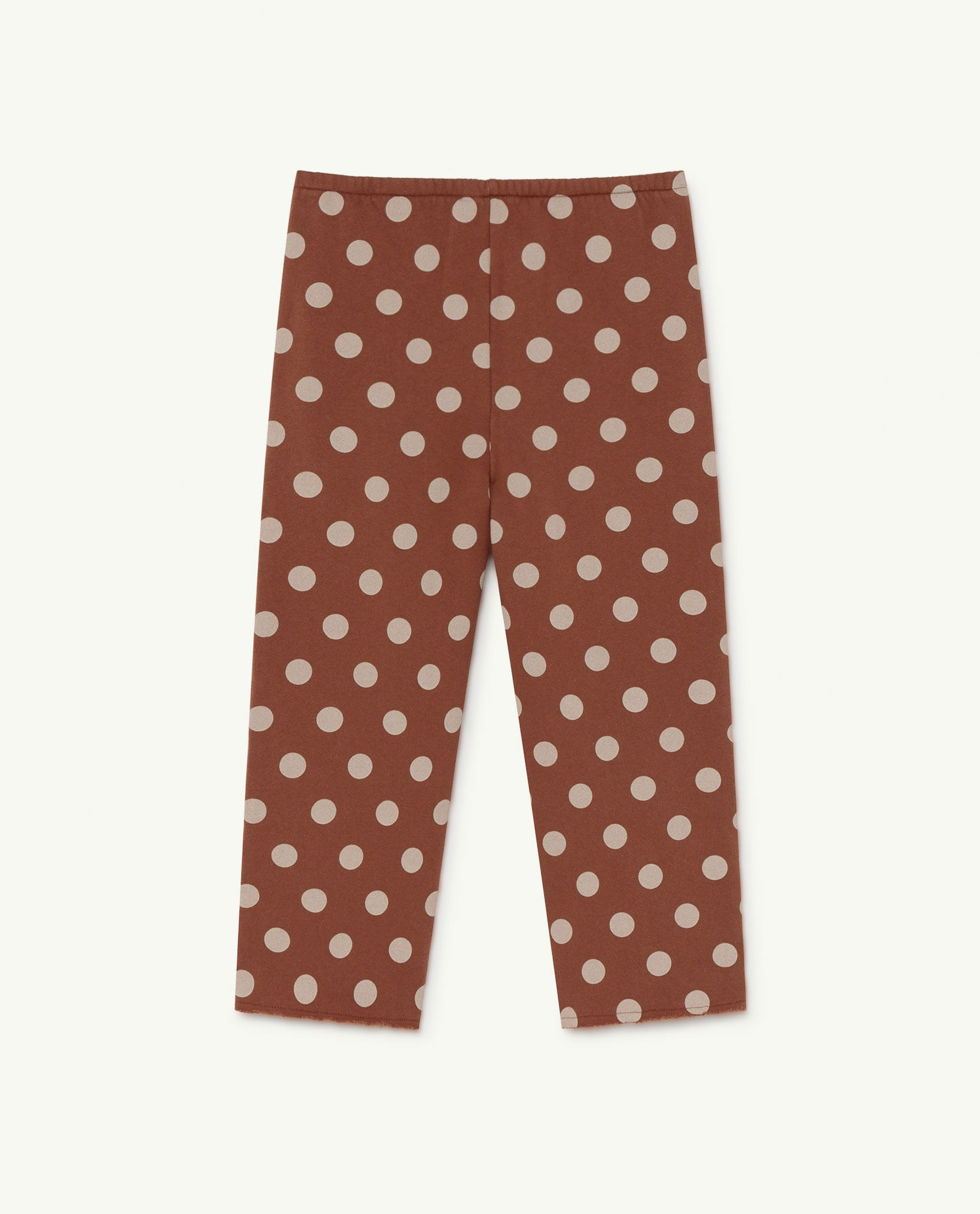 Brown Dots Horse Trousers img-2
