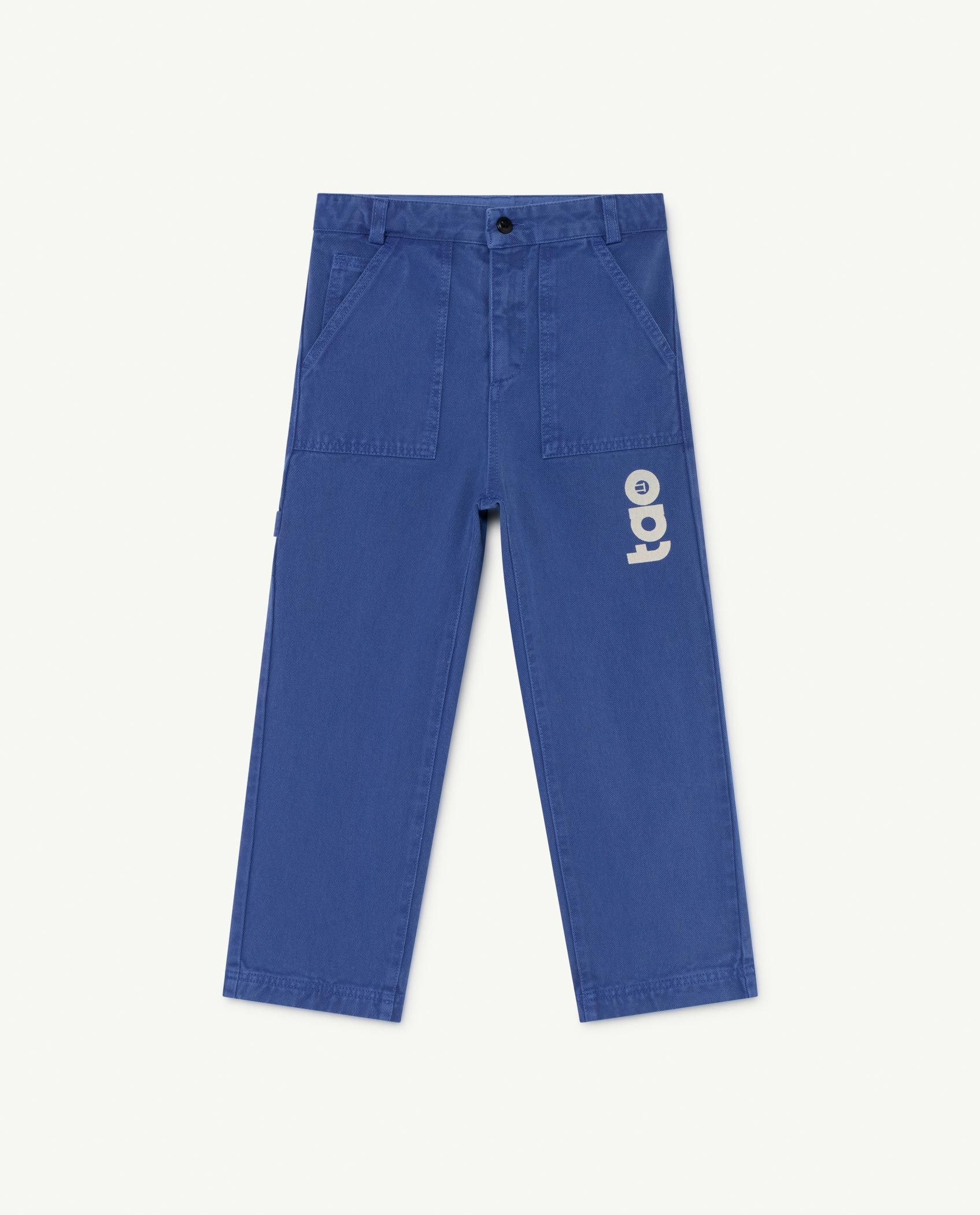 Blue Condor Trousers img-1