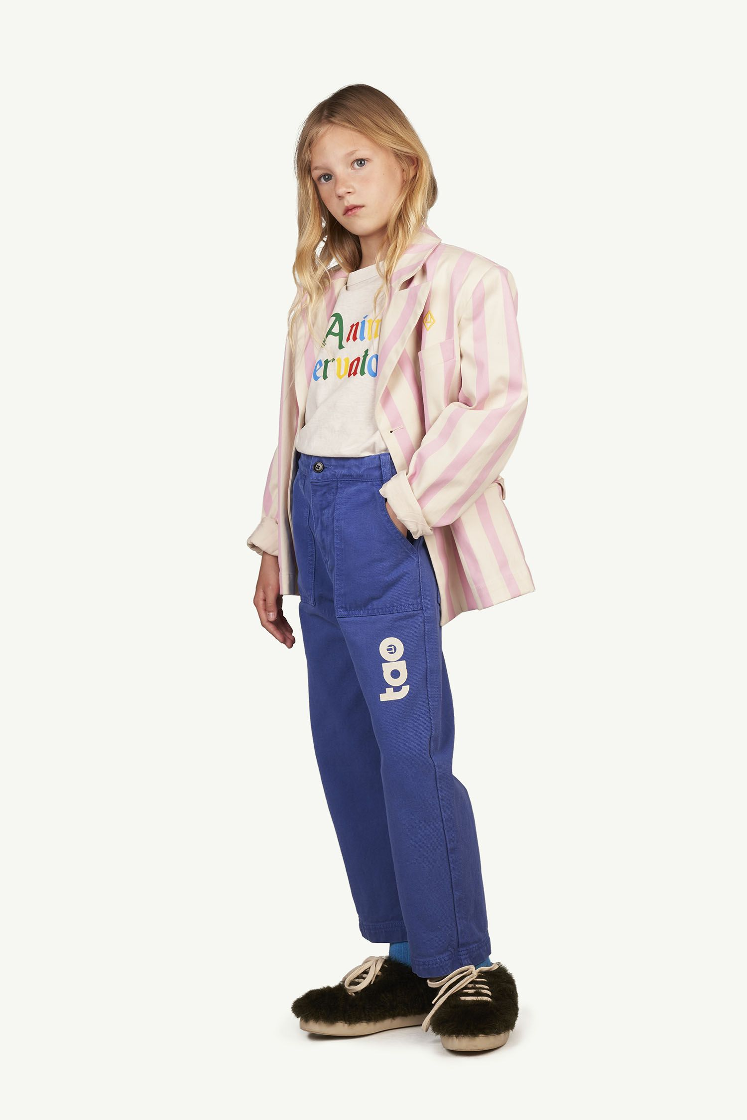 Blue Condor Trousers img-4