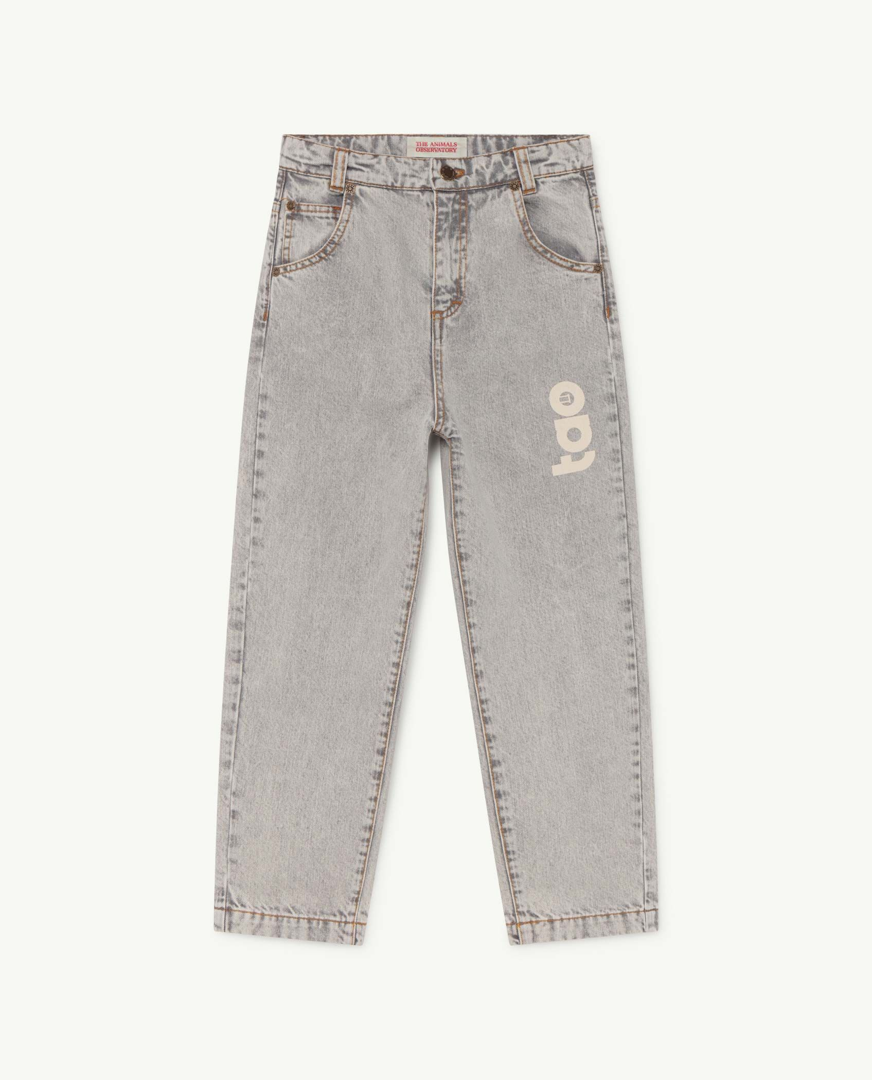 Grey Ant Trousers img-1