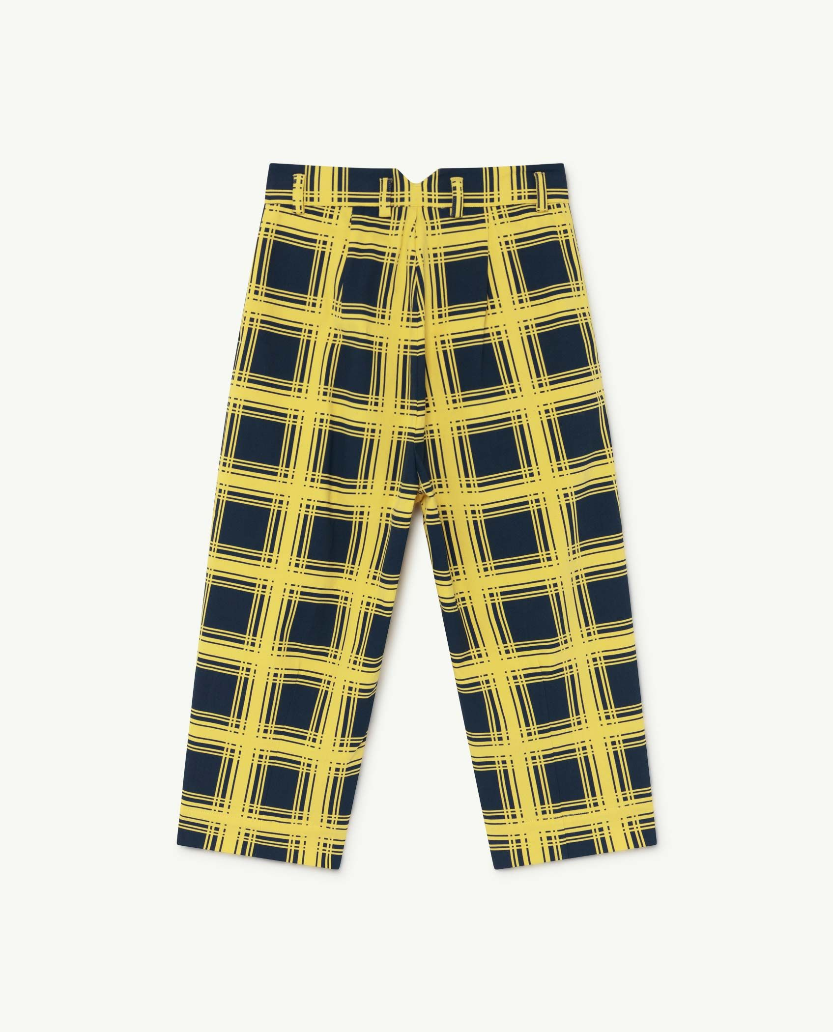 Yellow Squares Emu Trousers img-2
