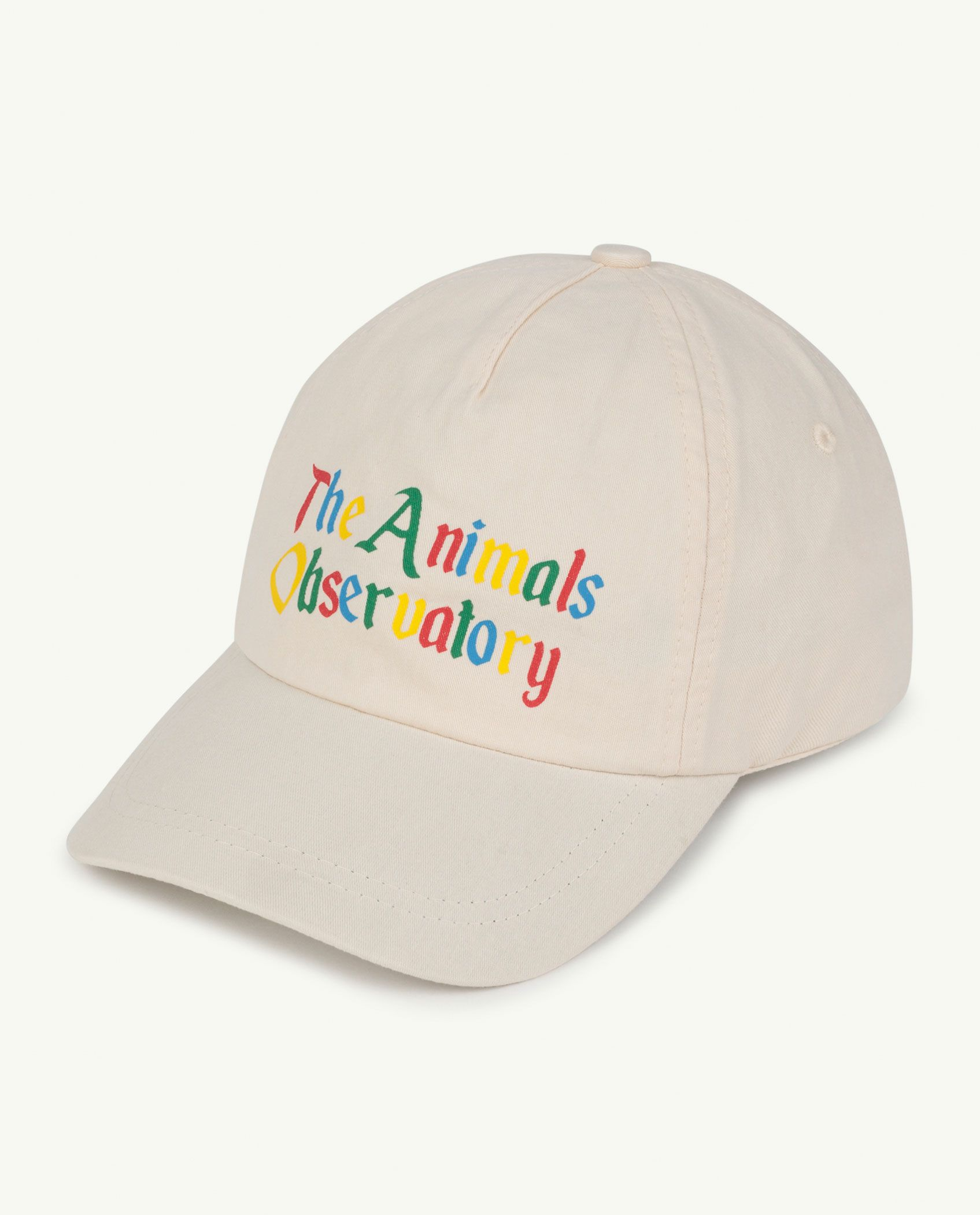 White The Animals Big Hamster Adult Cap img-1