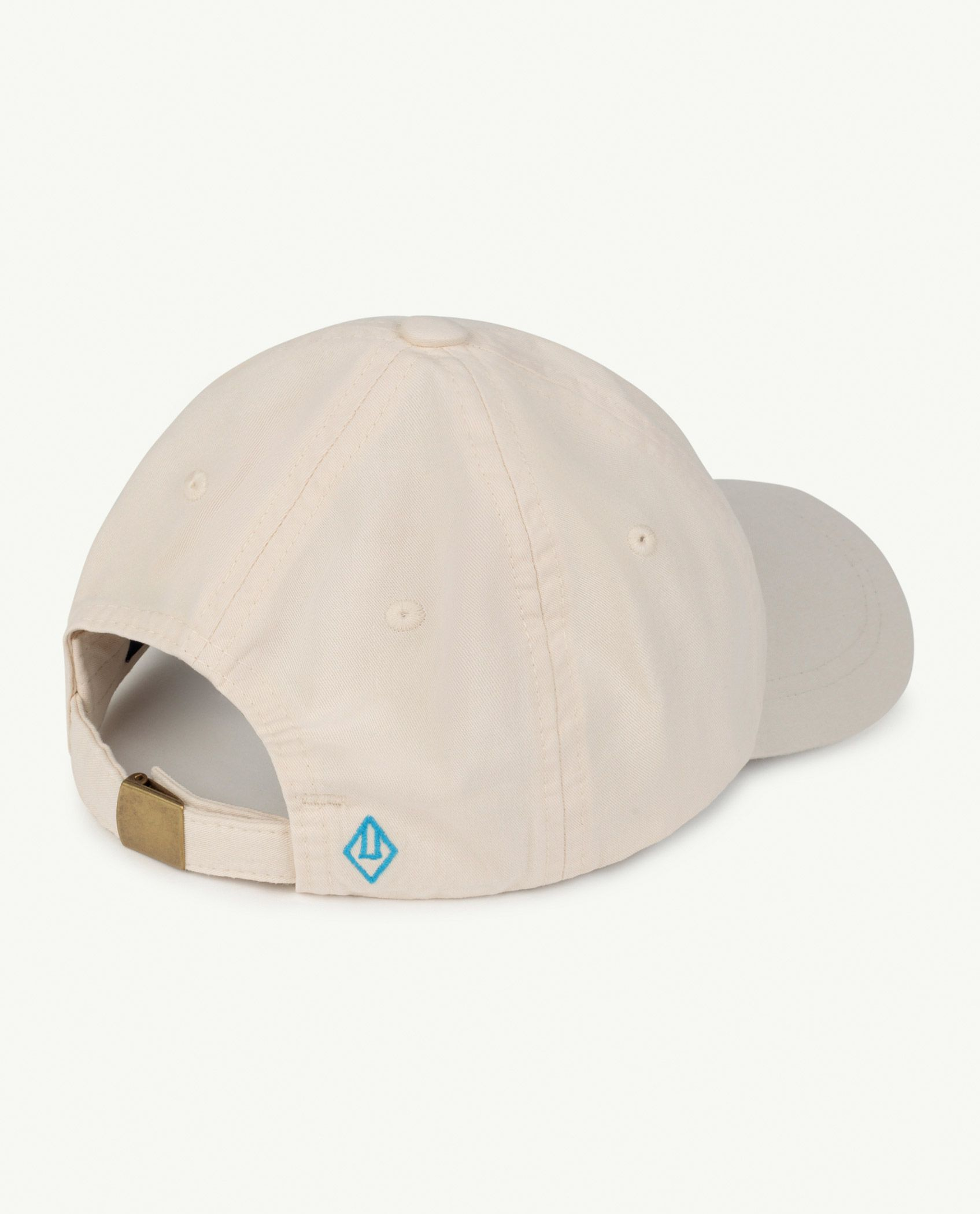 White The Animals Big Hamster Adult Cap img-2