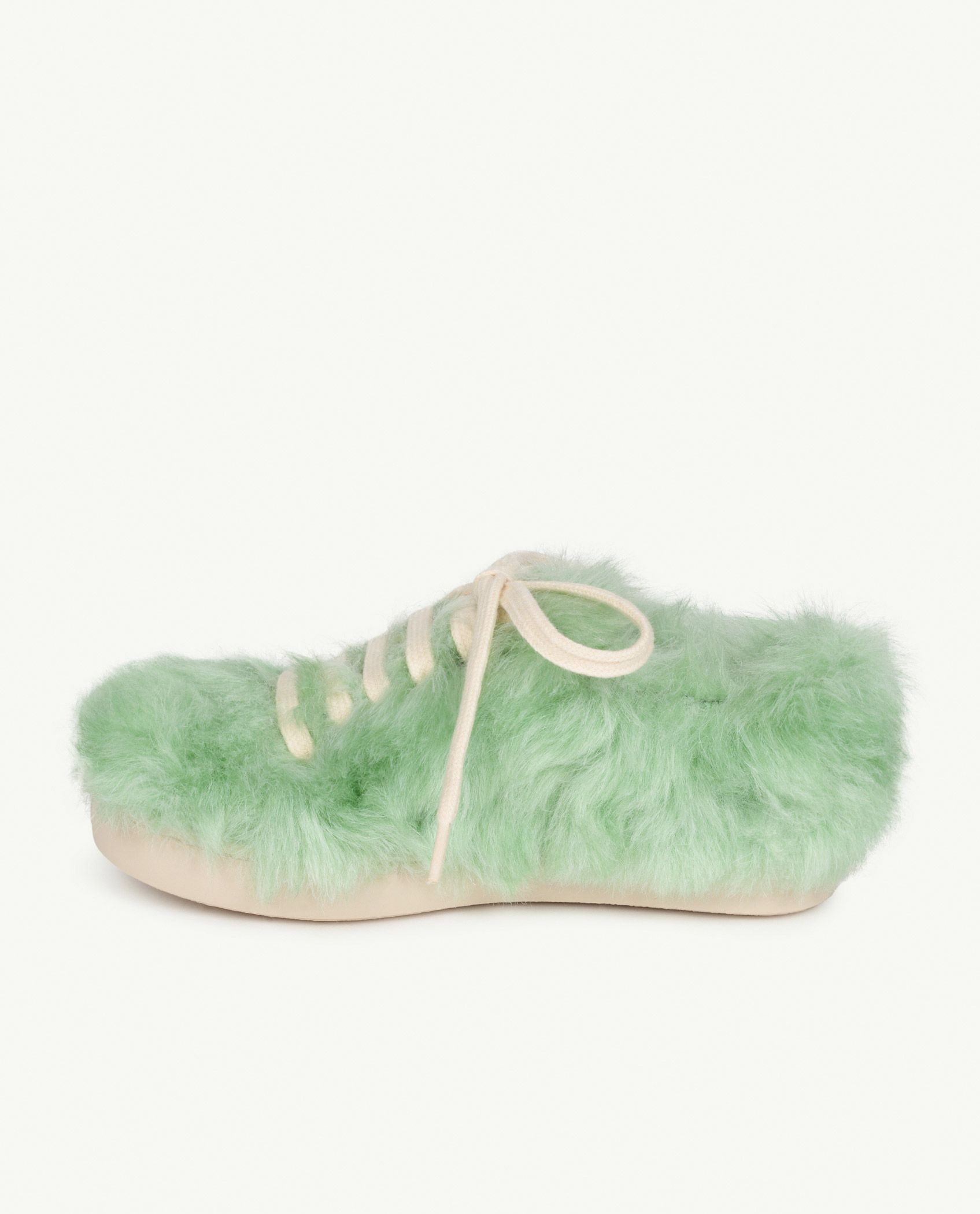Soft Green The Animals Bunny Shoes img-2