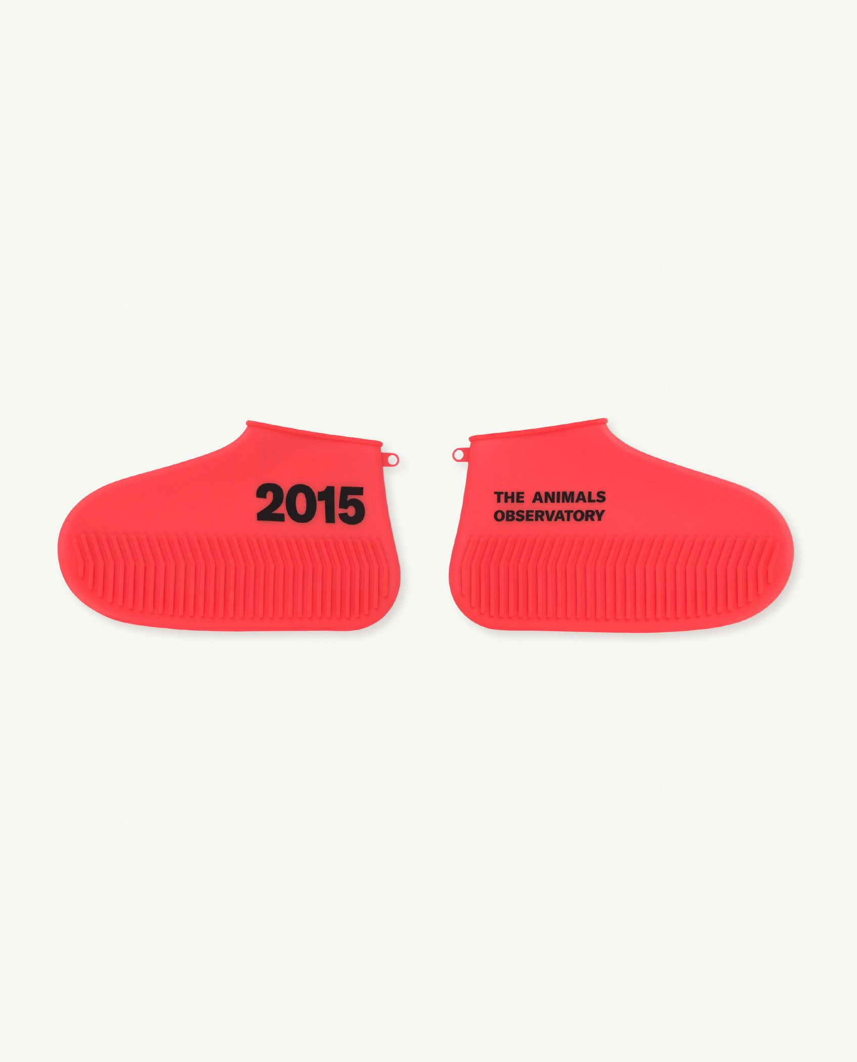 Red 2015 Shoe Cover img-1