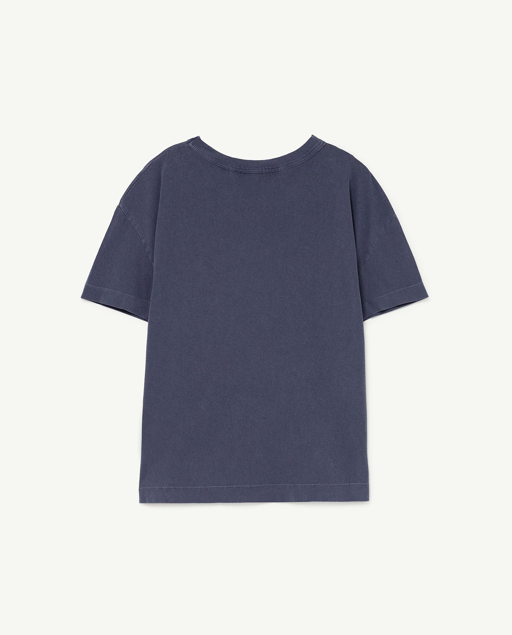 Navy Scale Rooster T-Shirt img-2