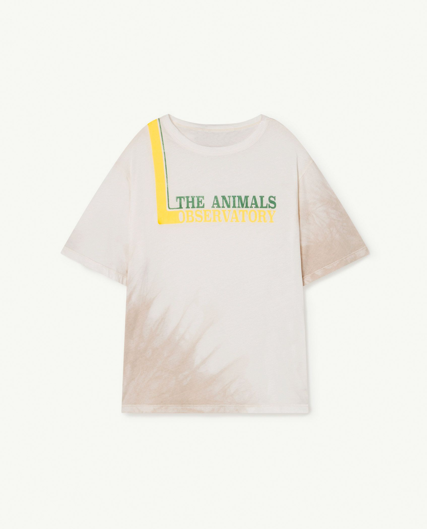 White The Animals Rooster Oversize T-shirt img-1