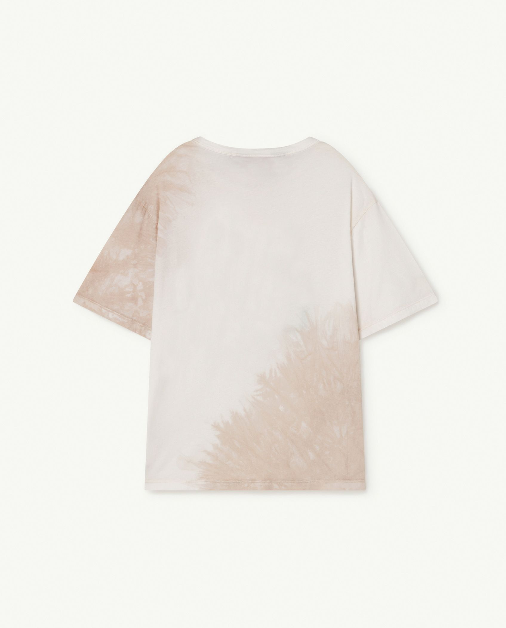 White Lindo Rooster Oversize T-shirt img-2