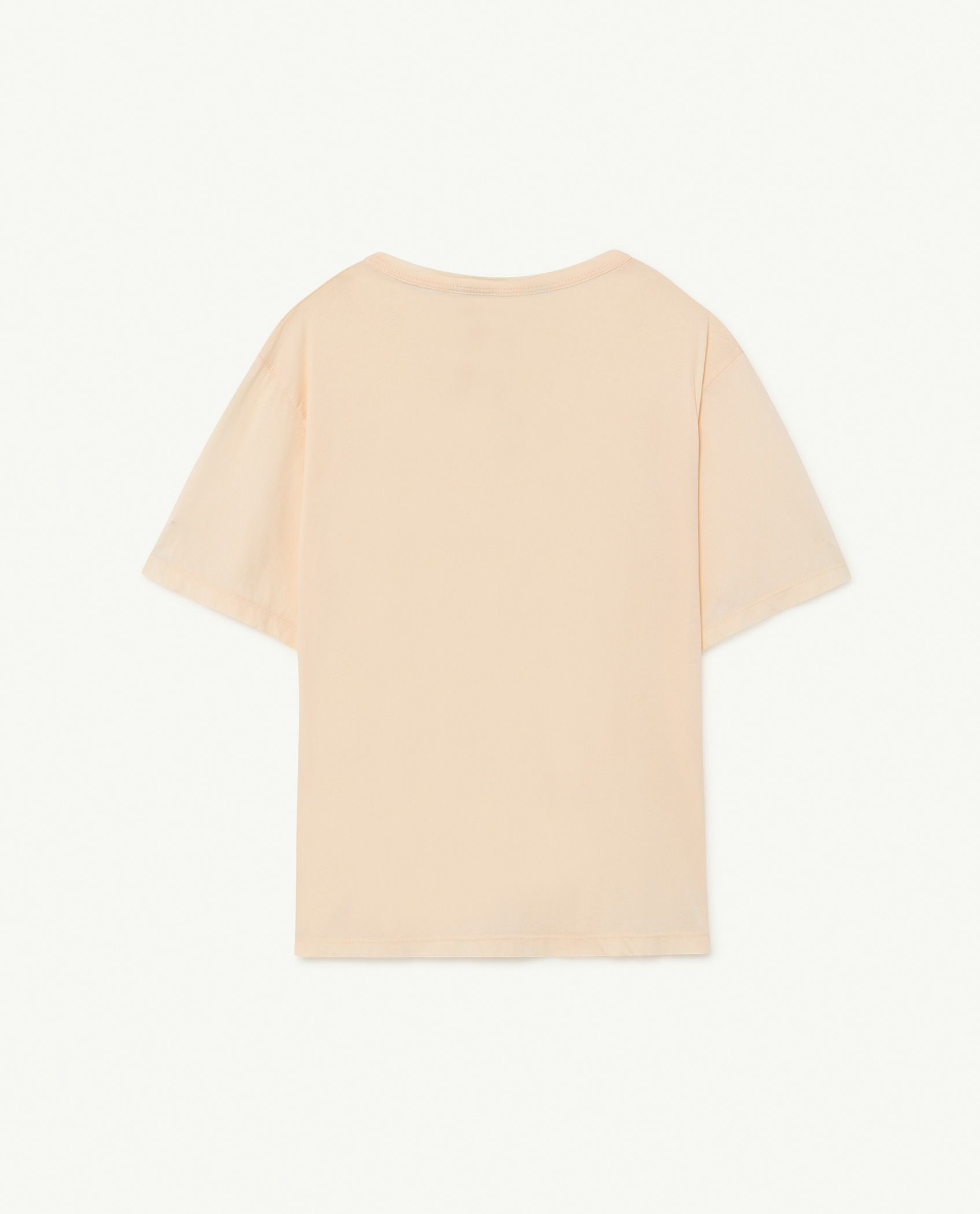 Peachy Mouth Rooster Oversize T-shirt img-2