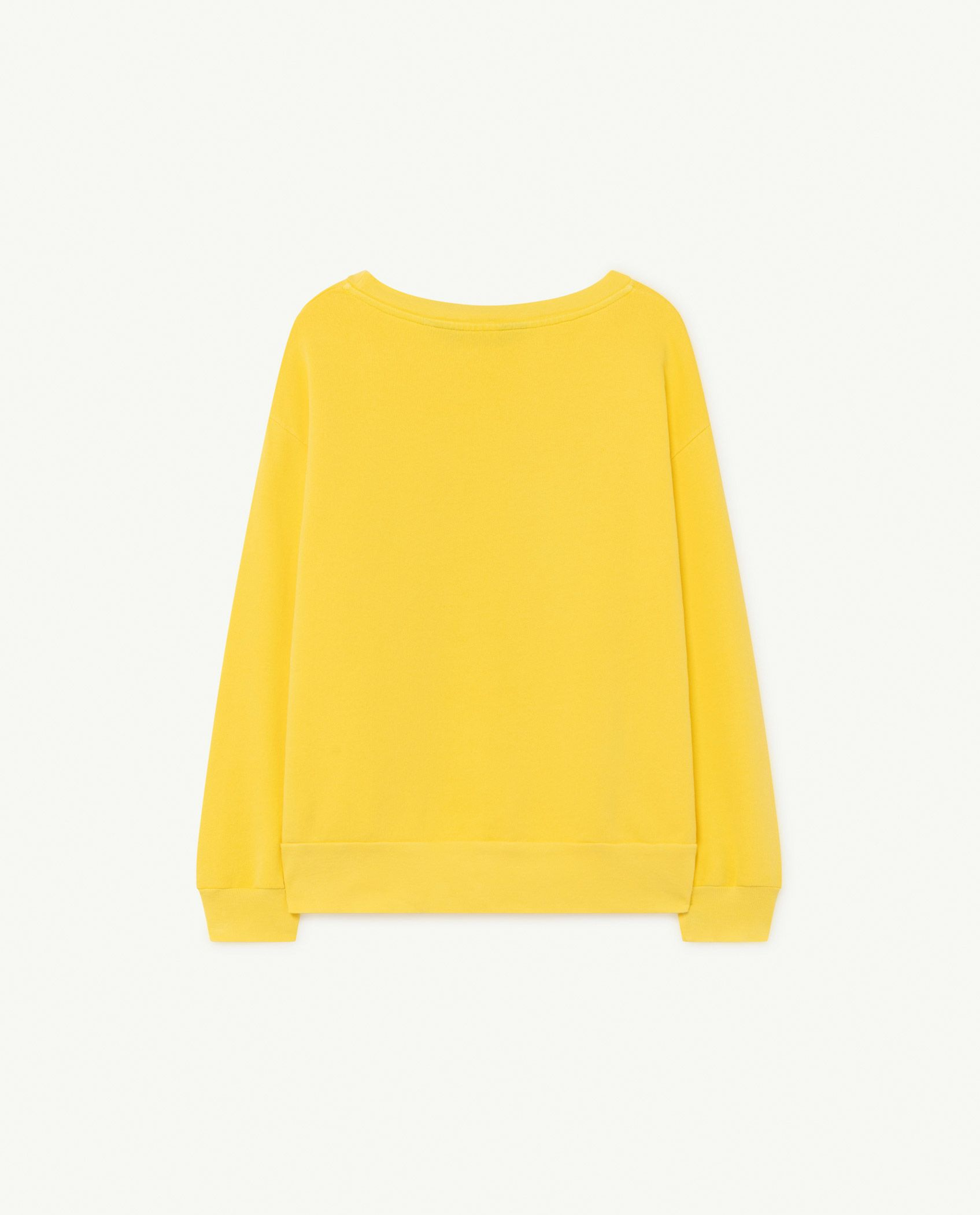 Soft Yellow Cyprus Bear Sweatshirt img-2