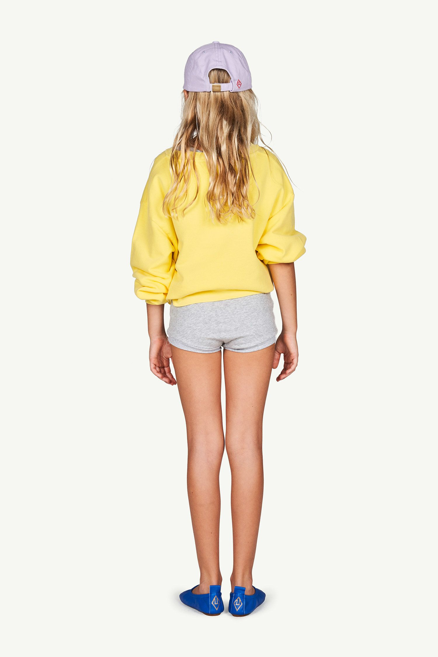 Soft Yellow Cyprus Bear Sweatshirt img-6