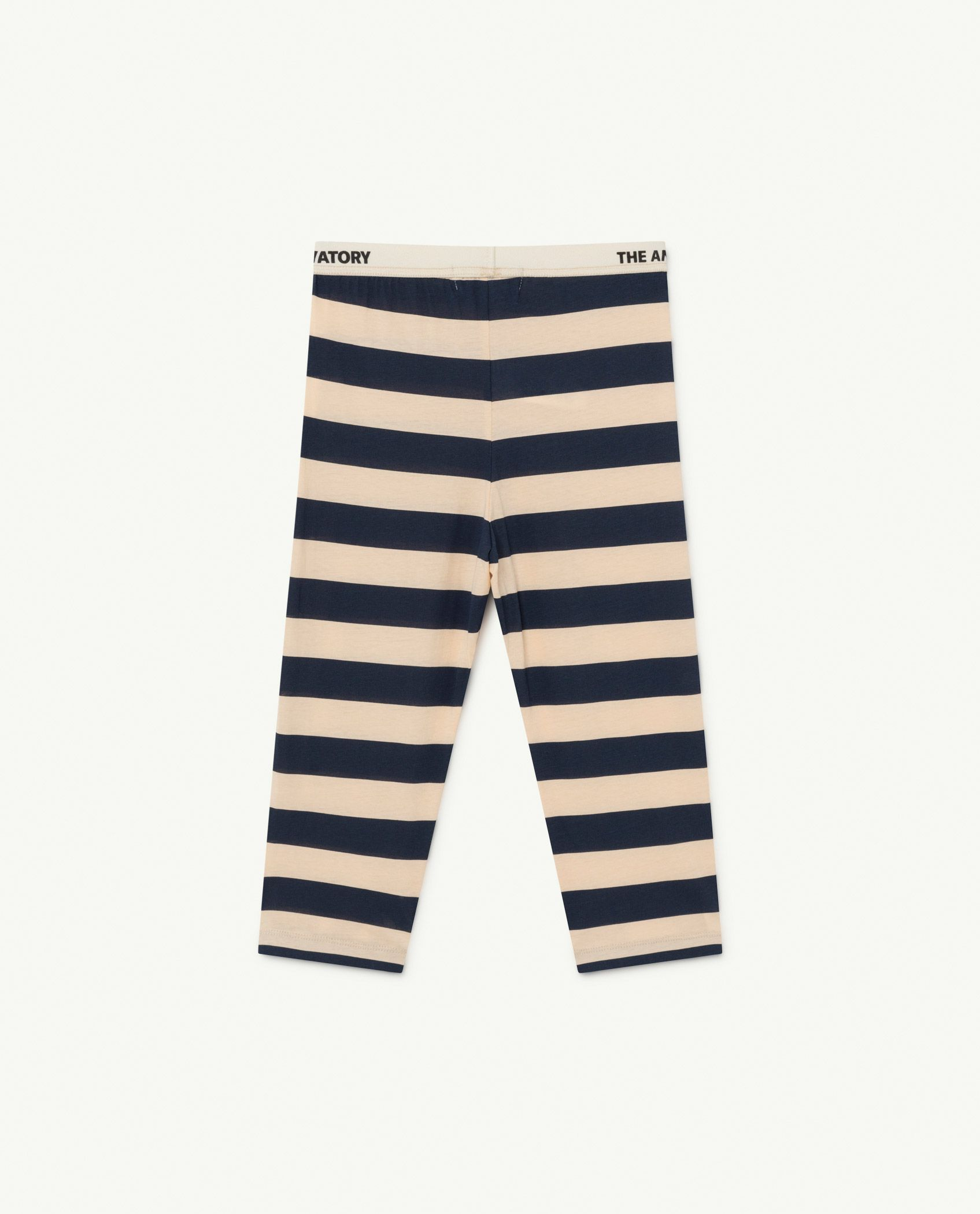 Peachy Stripes Eagle Leggings img-2