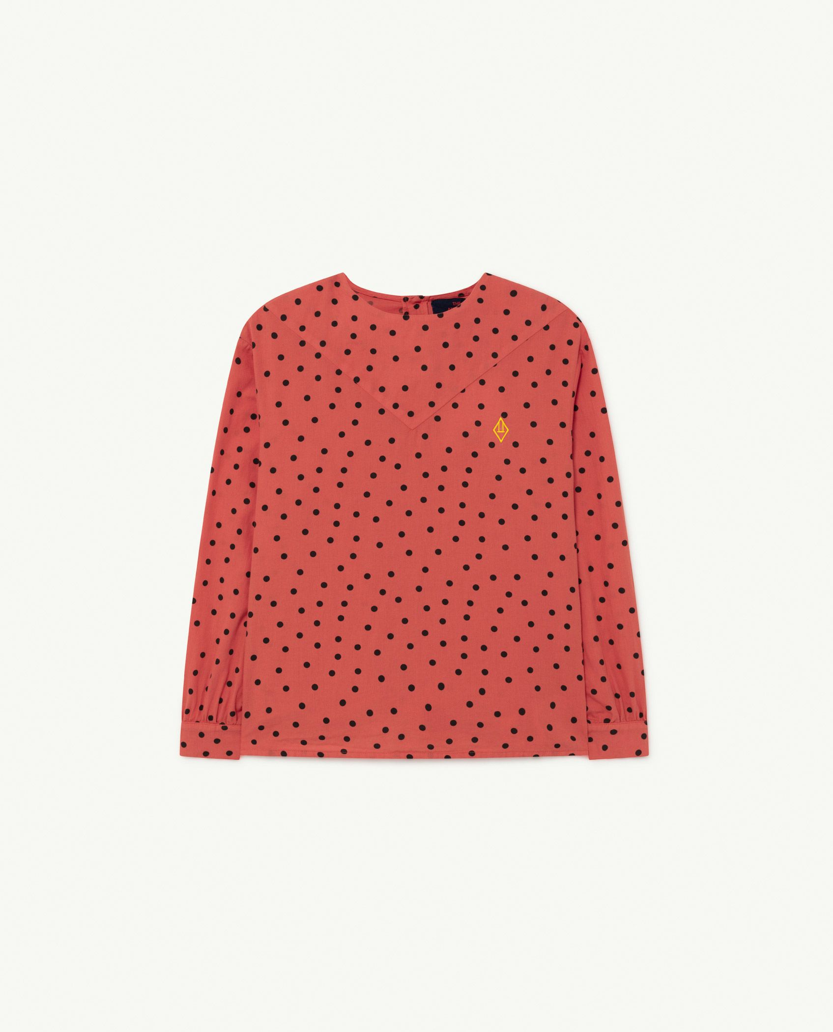 Red Dots Marmot Blouse img-1