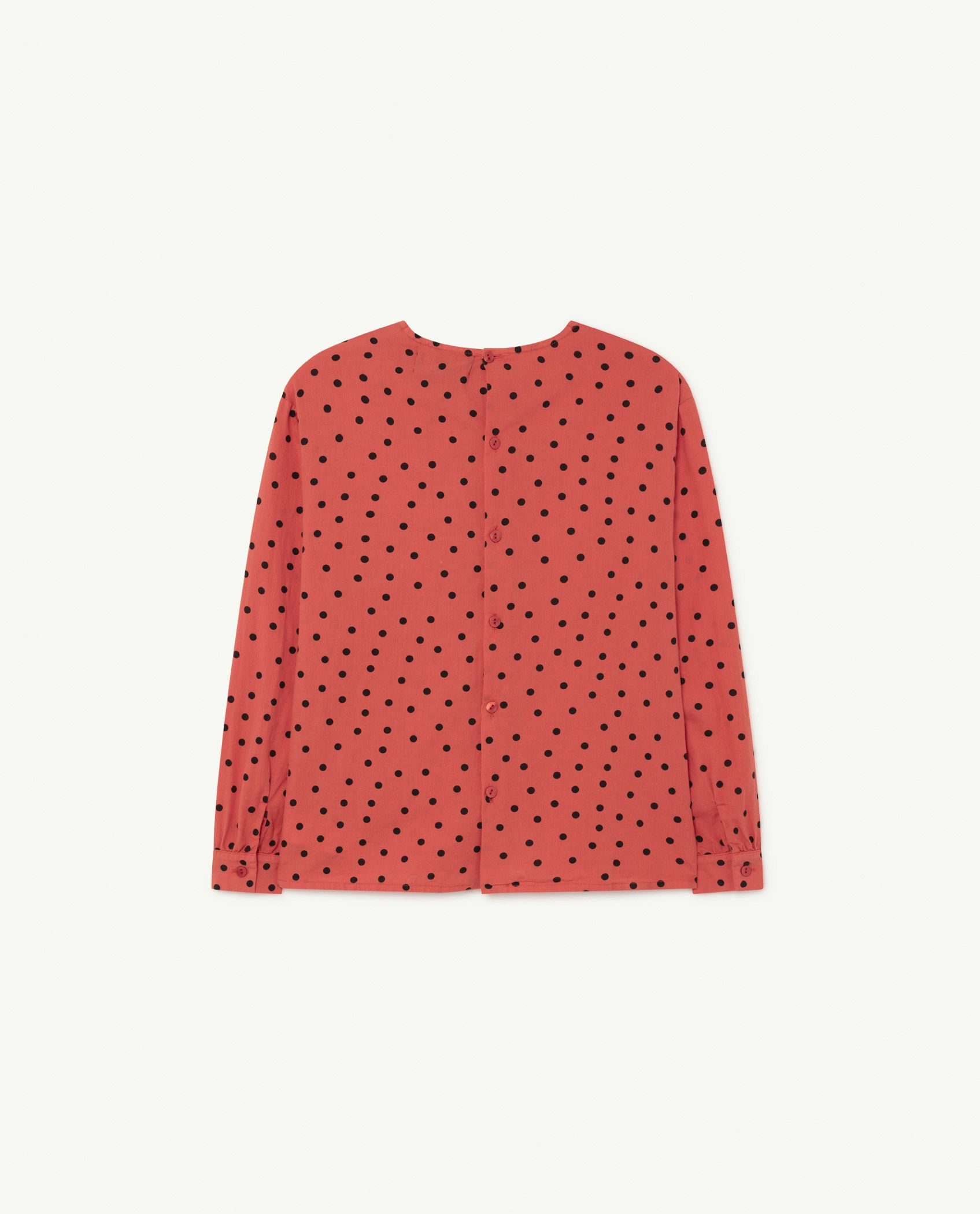 Red Dots Marmot Blouse img-2