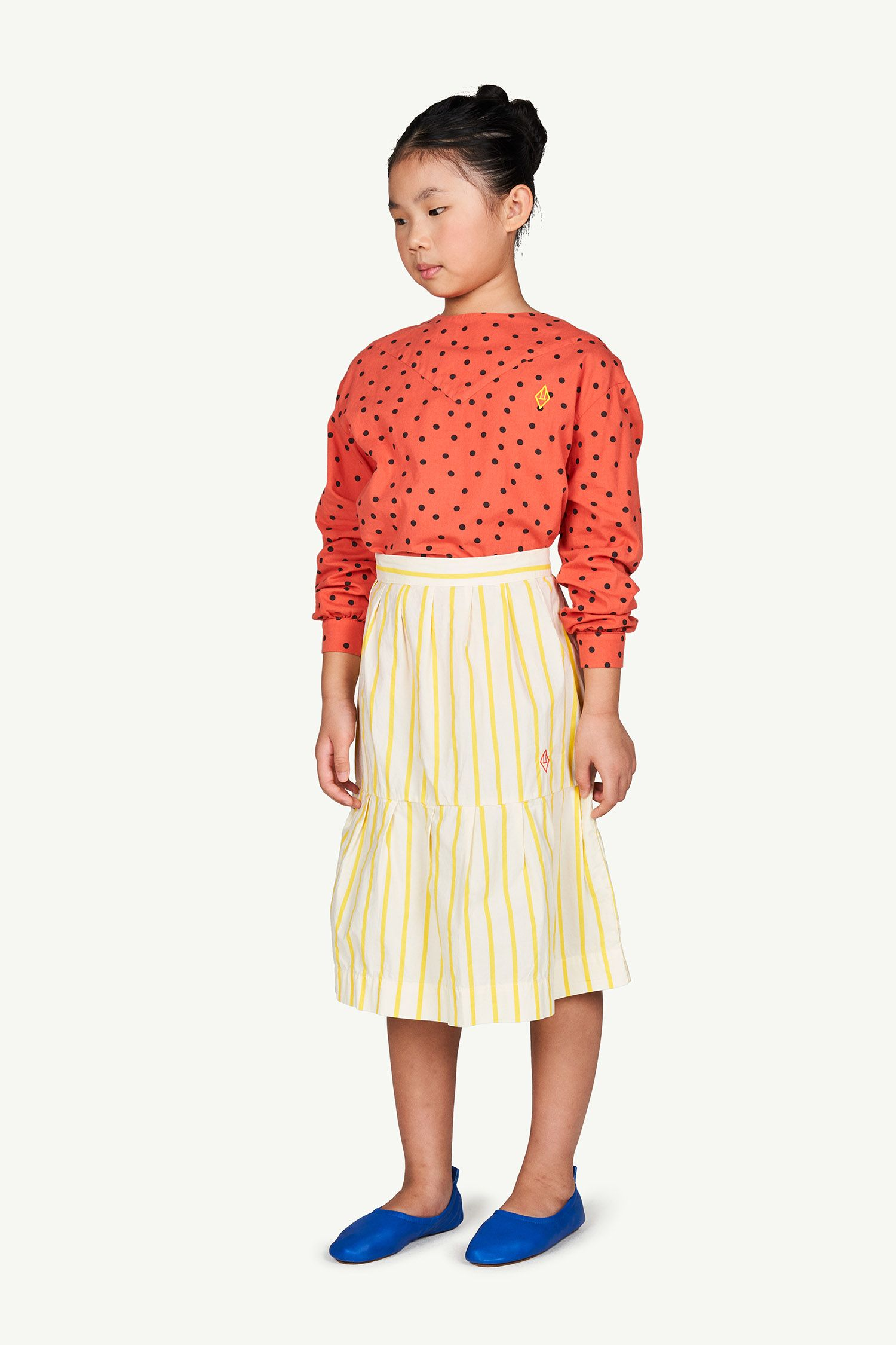 Red Dots Marmot Blouse img-4