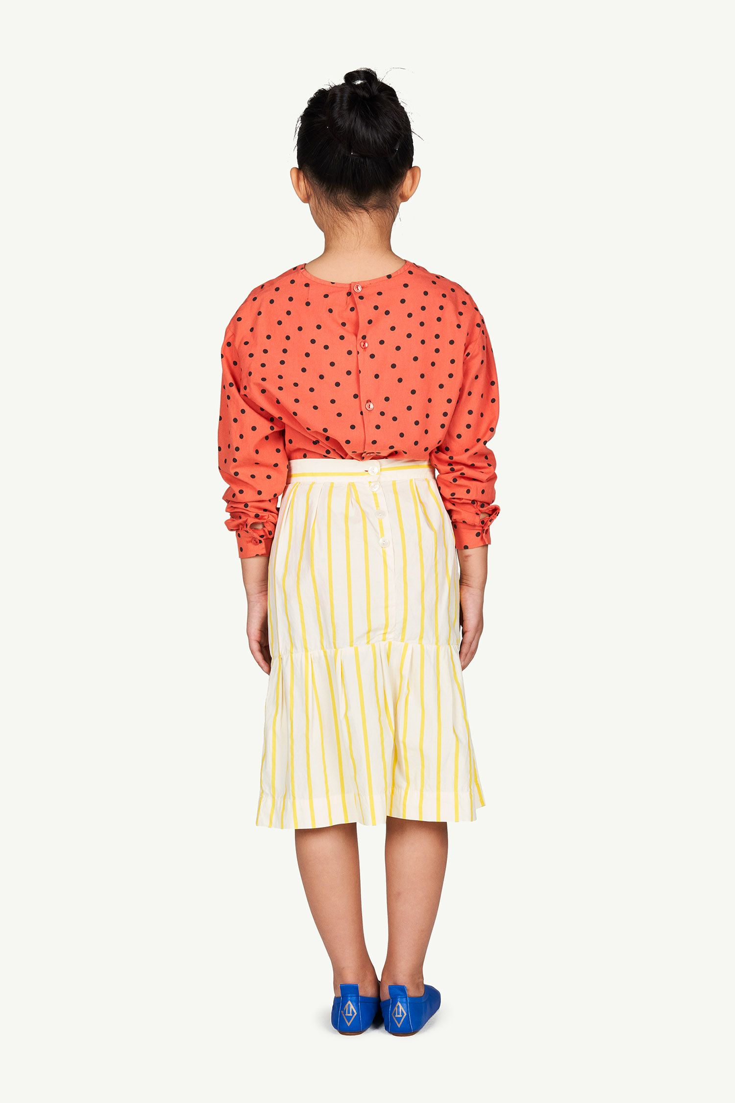 Red Dots Marmot Blouse img-6
