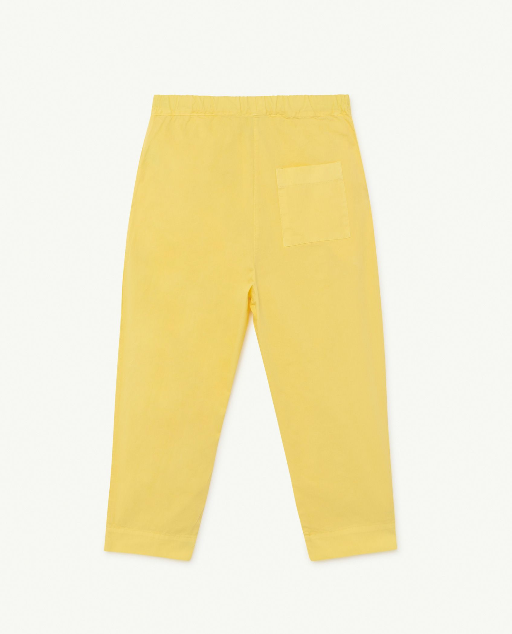 Yellow Tree Elephant Trousers img-2