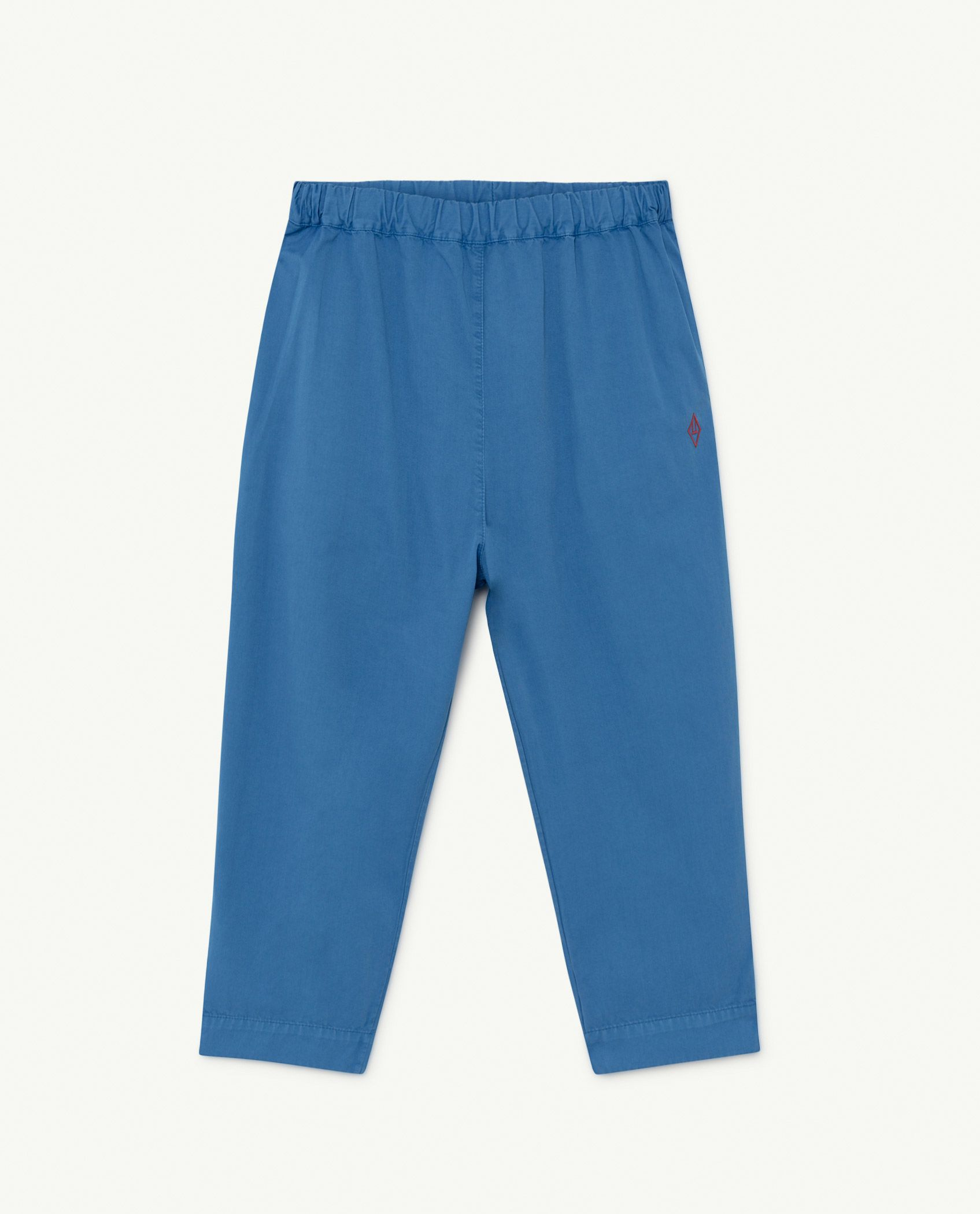 Blue Logo Elephant Trousers img-1