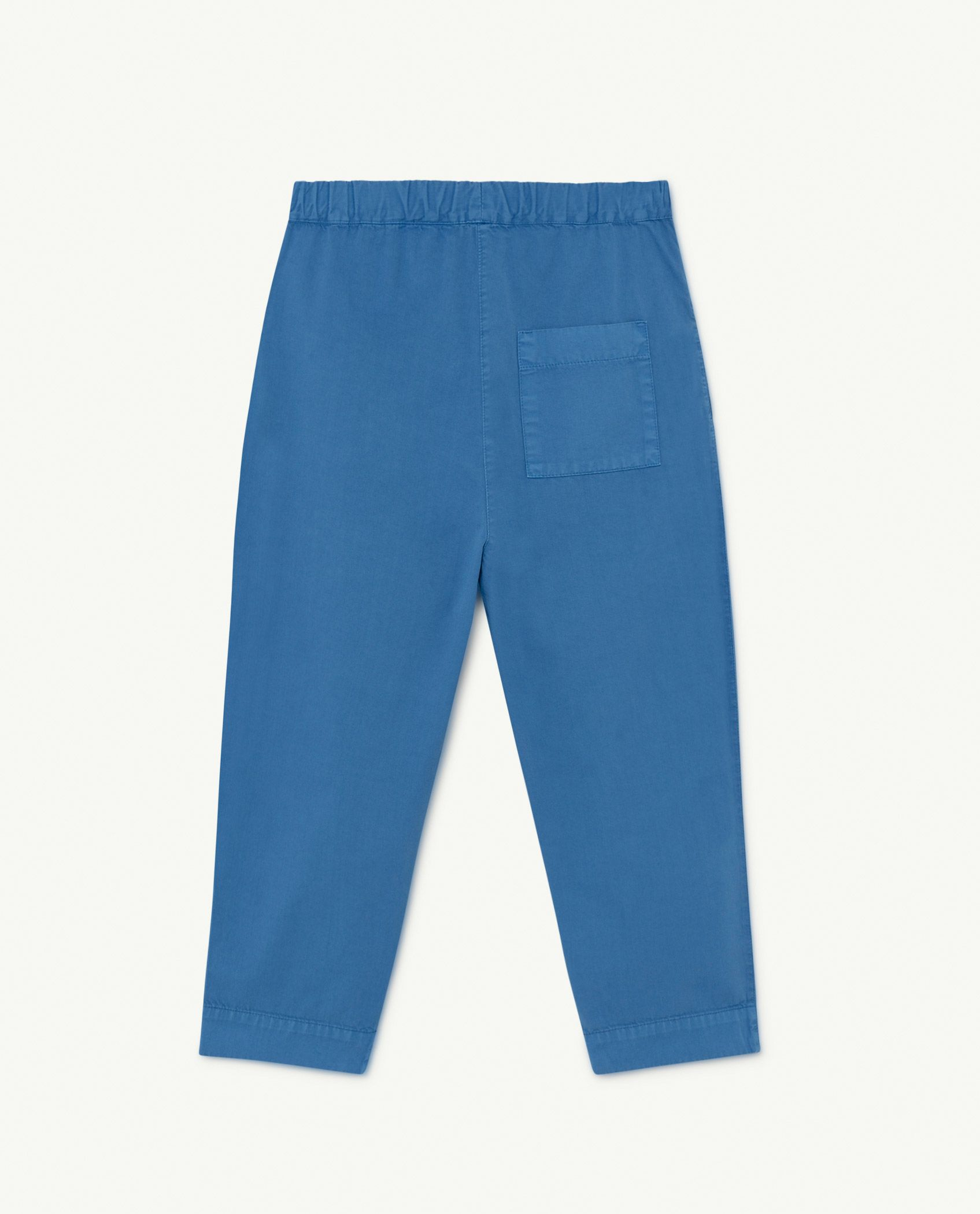 Blue Logo Elephant Trousers img-2