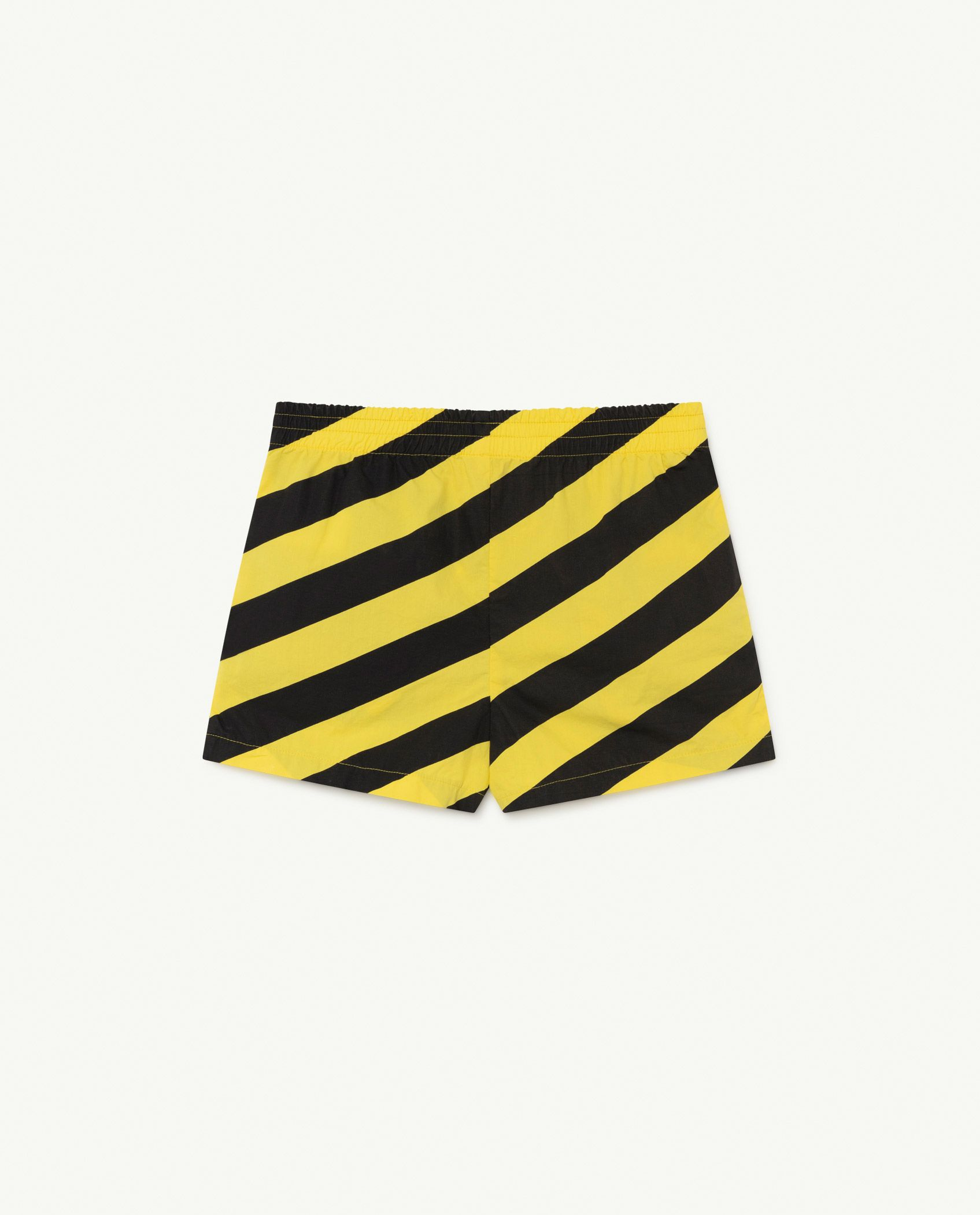 Yellow Stripes Pelican Trousers img-2