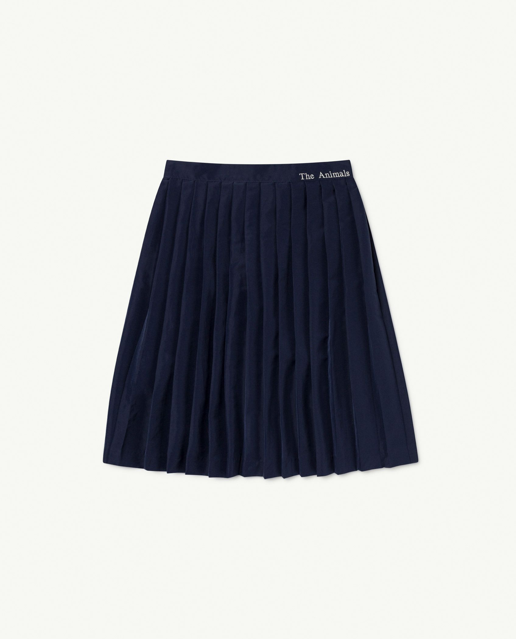 Navy The Animals Cat Skirt img-1